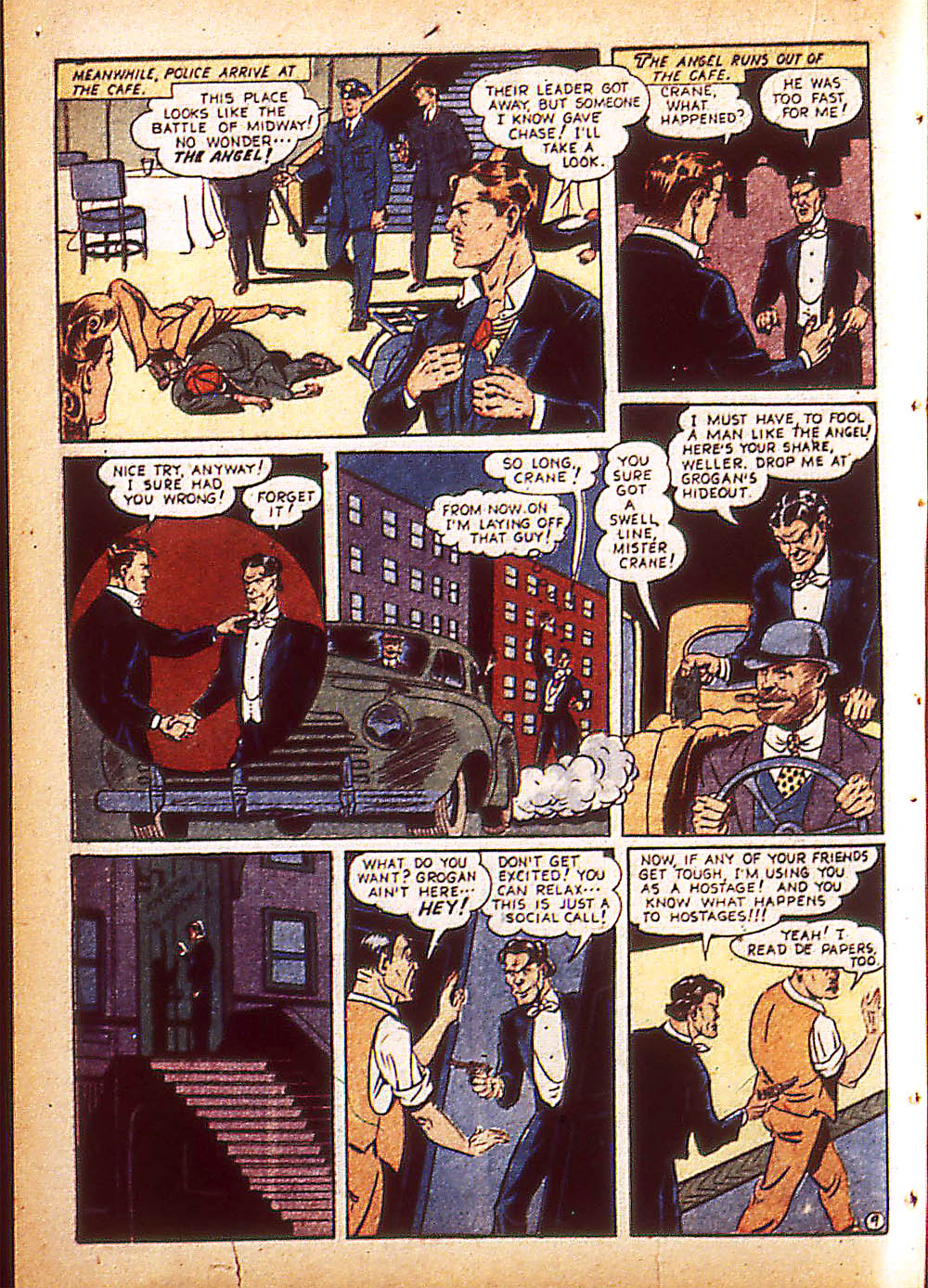 Sub-Mariner Comics Issue #8 #8 - English 55