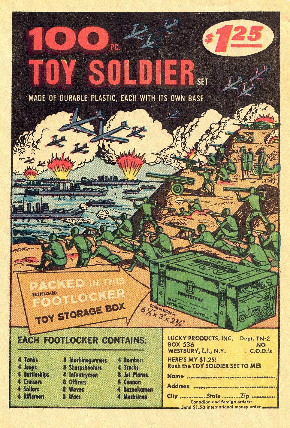 Read online Secret Origins (1973) comic -  Issue #1 - 34