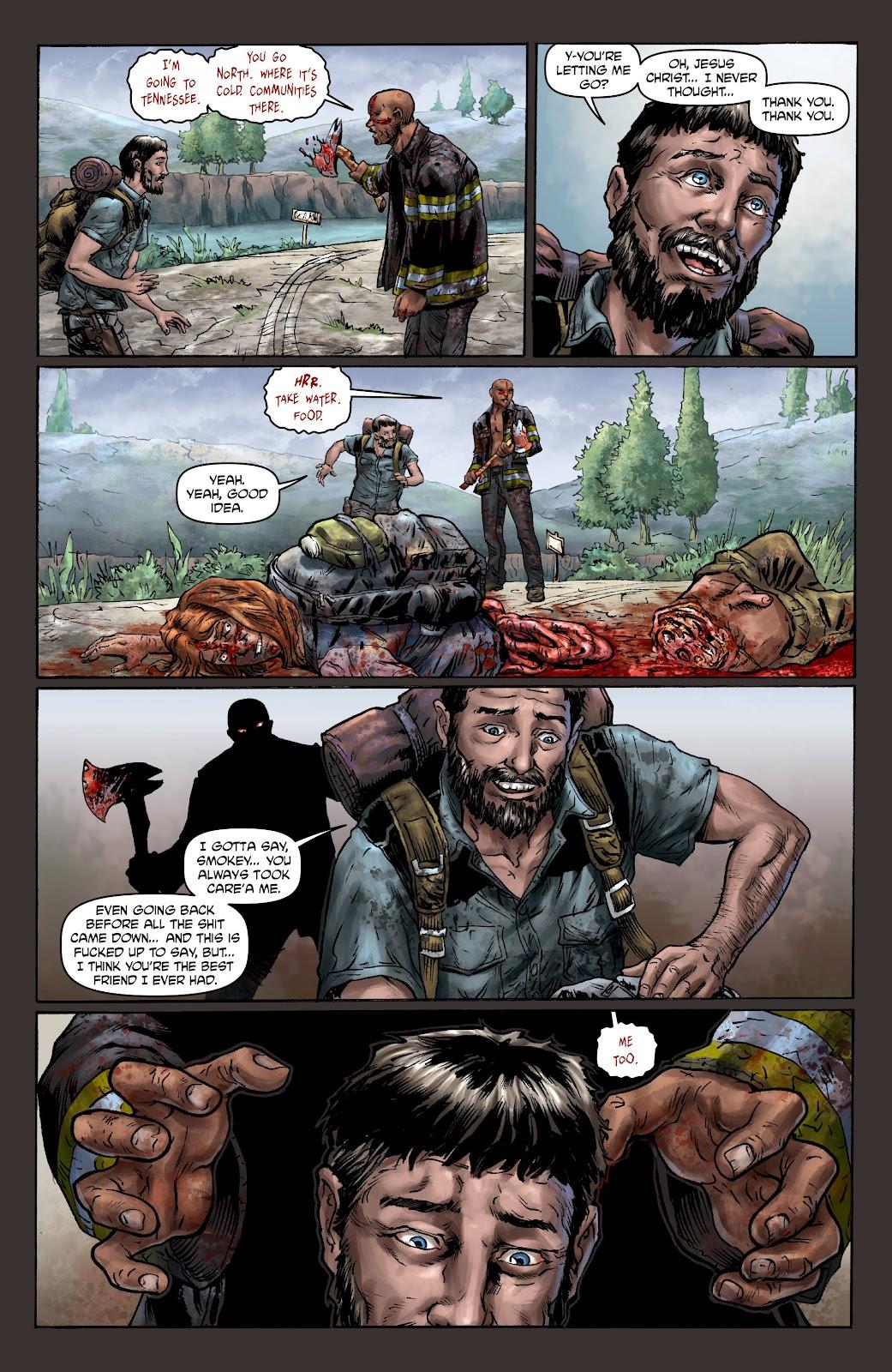 Crossed: Badlands Issue #100 #103 - English 15