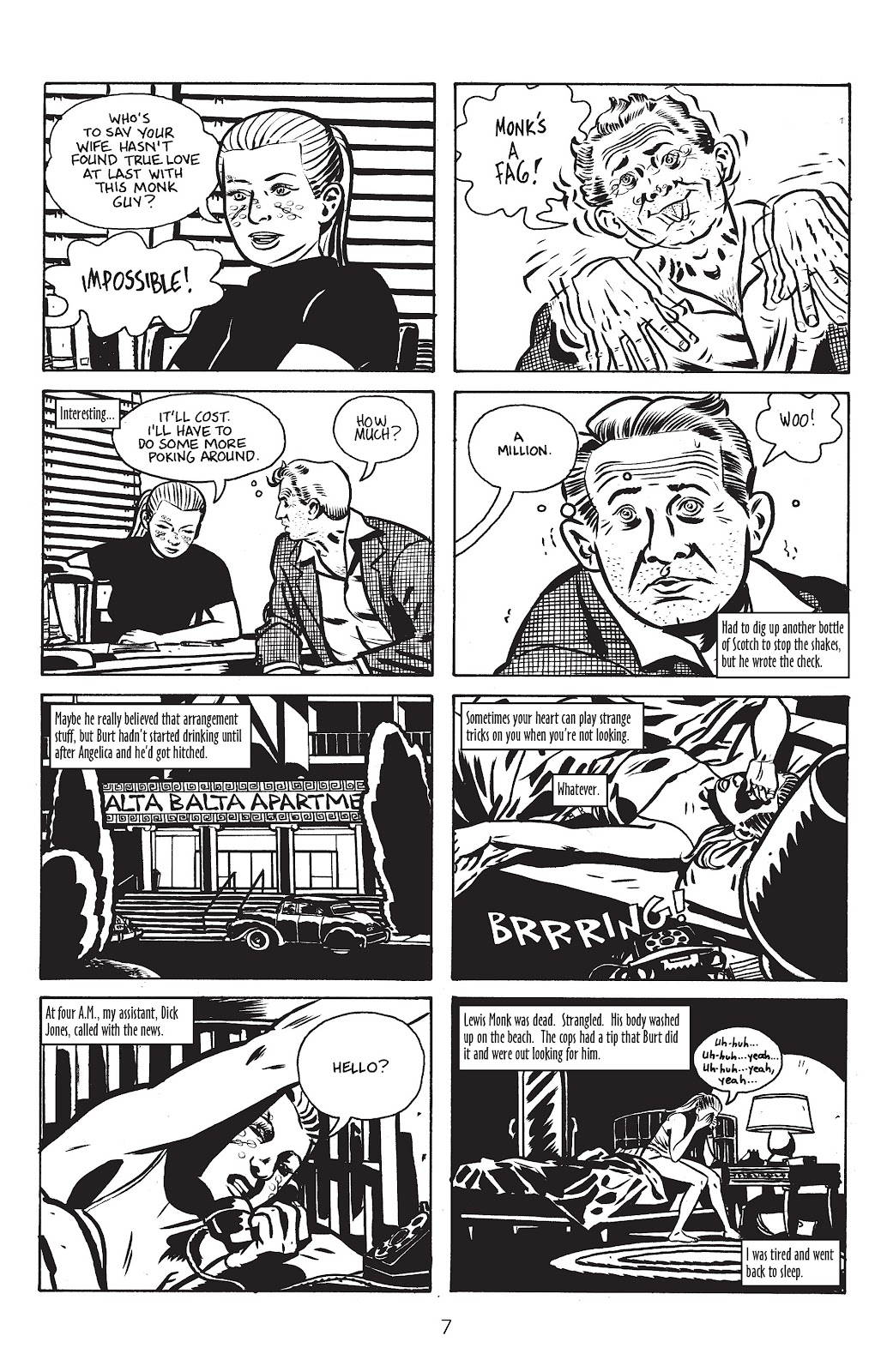 Stray Bullets Issue #18 #18 - English 9