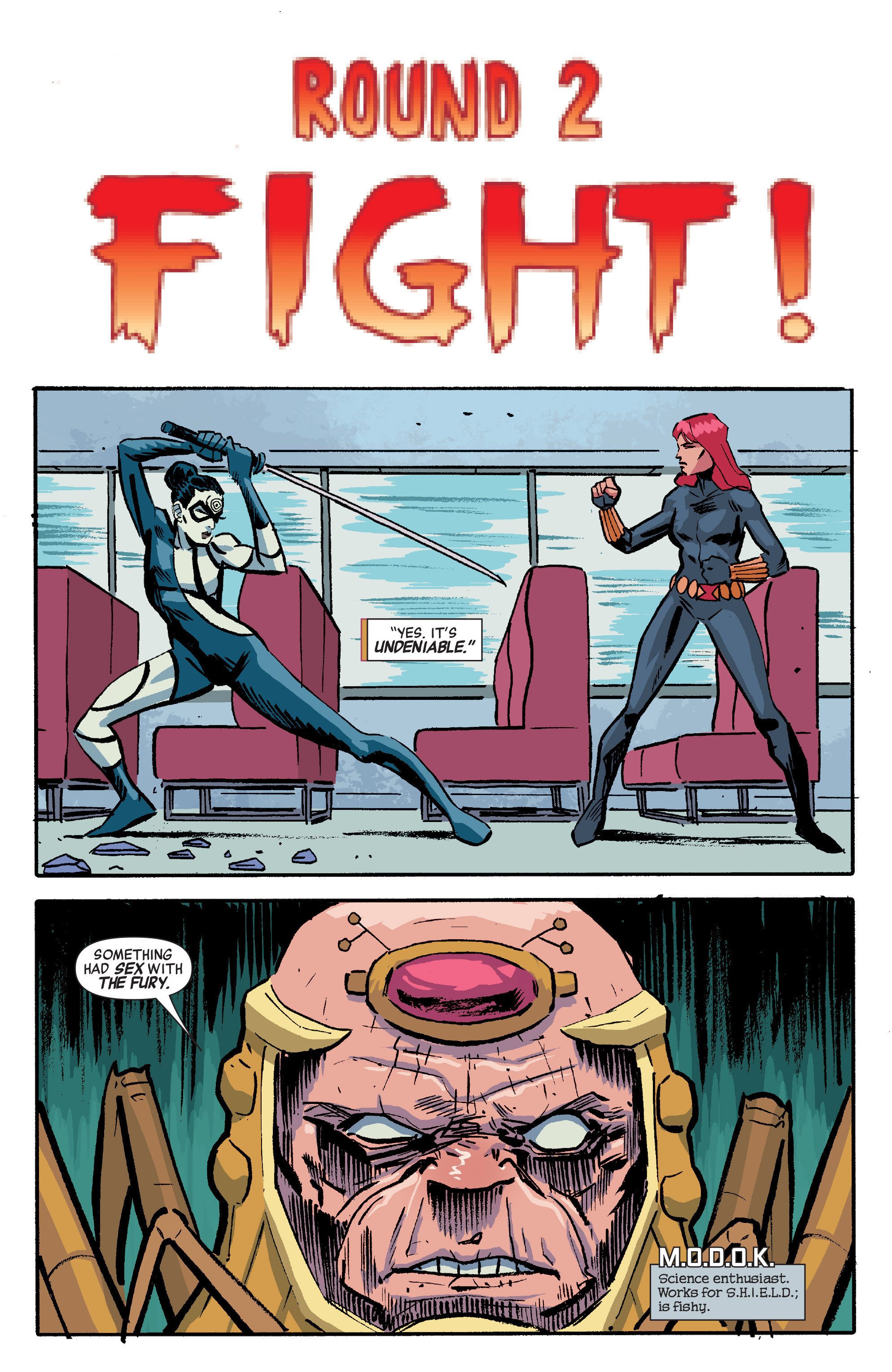 Read online Secret Avengers (2014) comic -  Issue #6 - 8