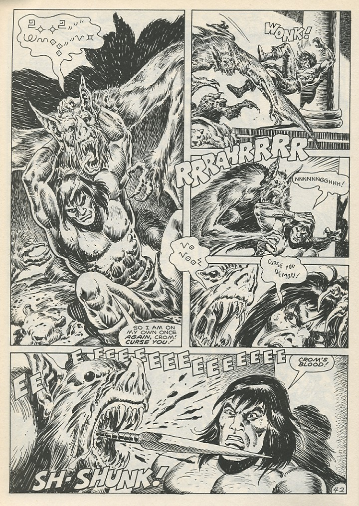 The Savage Sword Of Conan Issue #141 #142 - English 48
