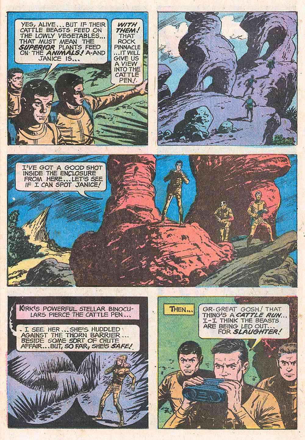 Star Trek (1967) Issue #29 #29 - English 19