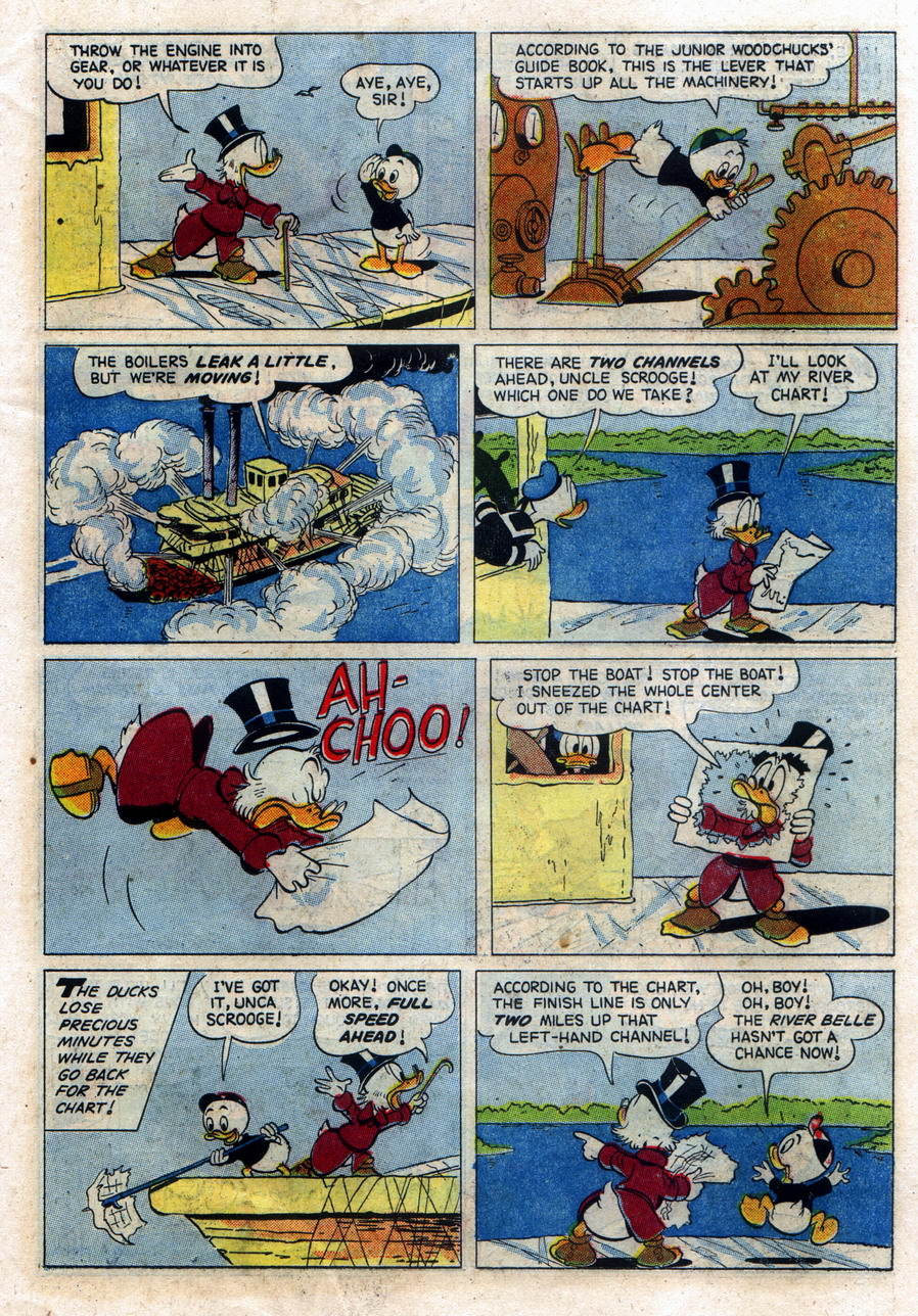 Uncle Scrooge (1953) Issue #11 #11 - English 15
