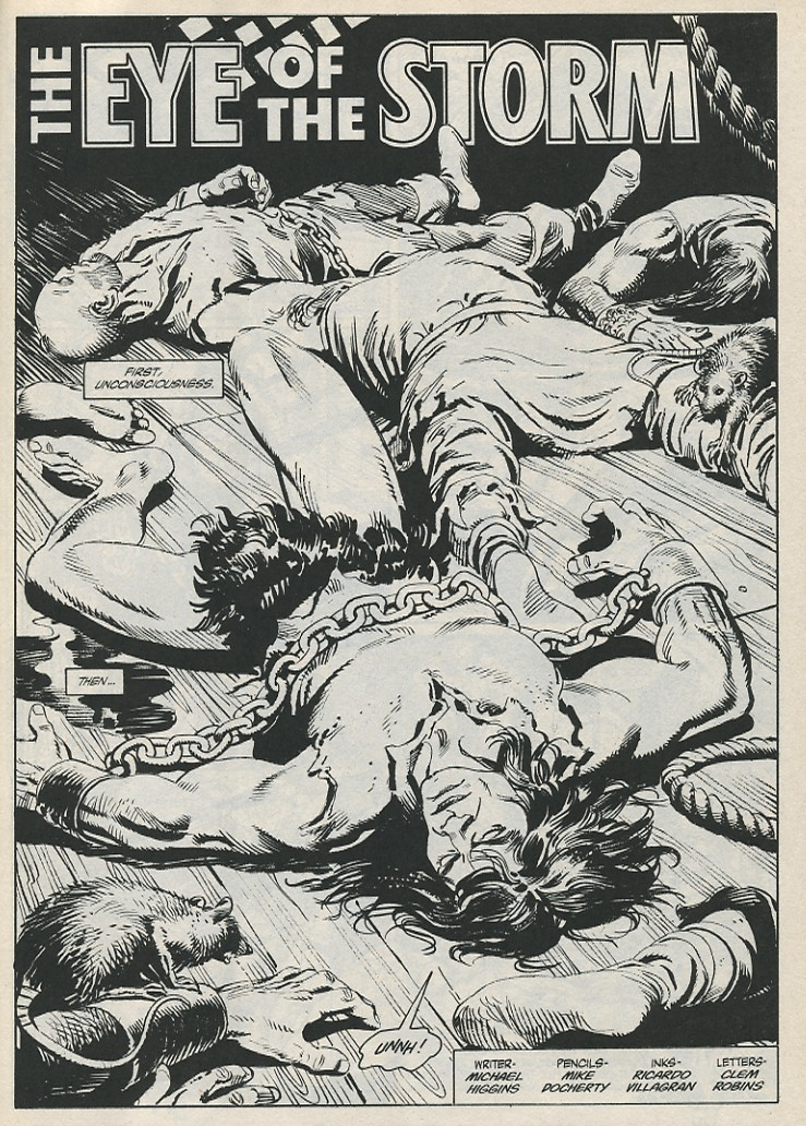 The Savage Sword Of Conan Issue #189 #190 - English 3