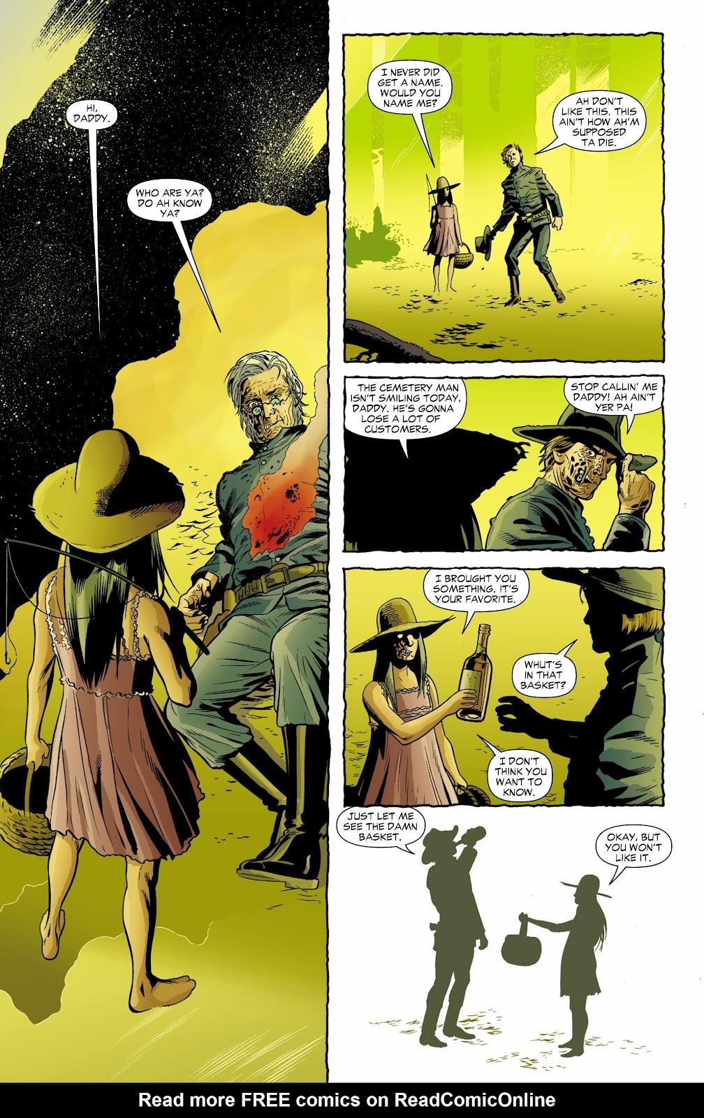 Jonah Hex (2006) Issue #70 #70 - English 10