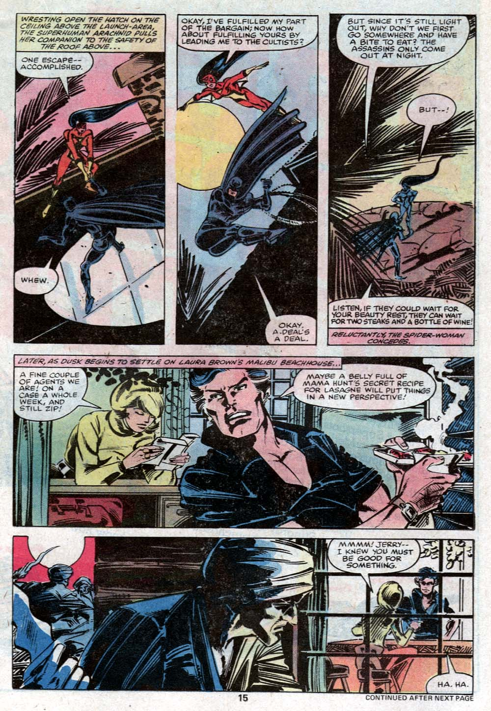 Spider-Woman (1978) Issue #15 #15 - English 11