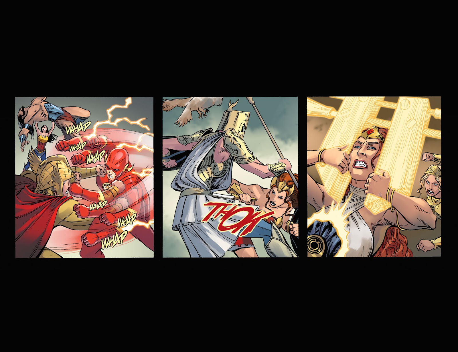 Injustice: Gods Among Us Year Four Issue #23 #24 - English 8
