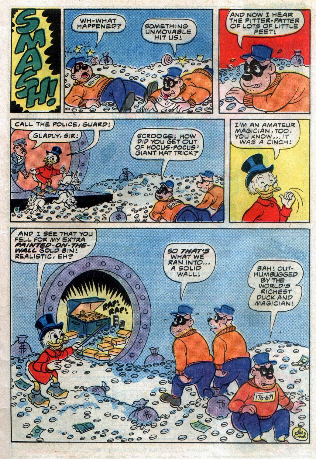 Uncle Scrooge (1953) Issue #182 #182 - English 13