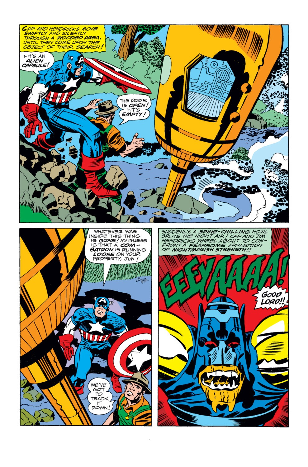 Captain America (1968) _Annual 3 #3 - English 9