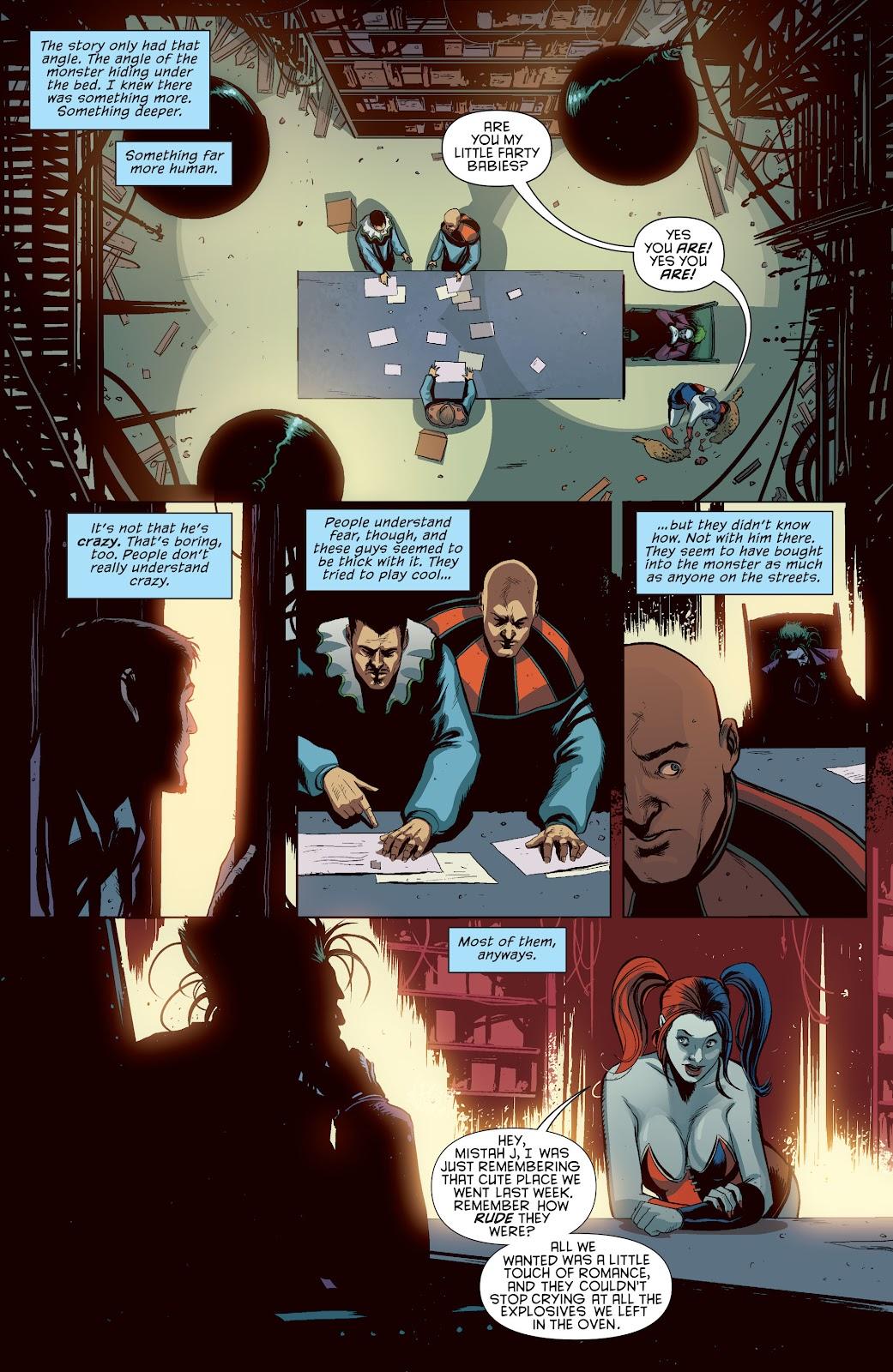 Batman (2011) Annual 3 #13 - English 8