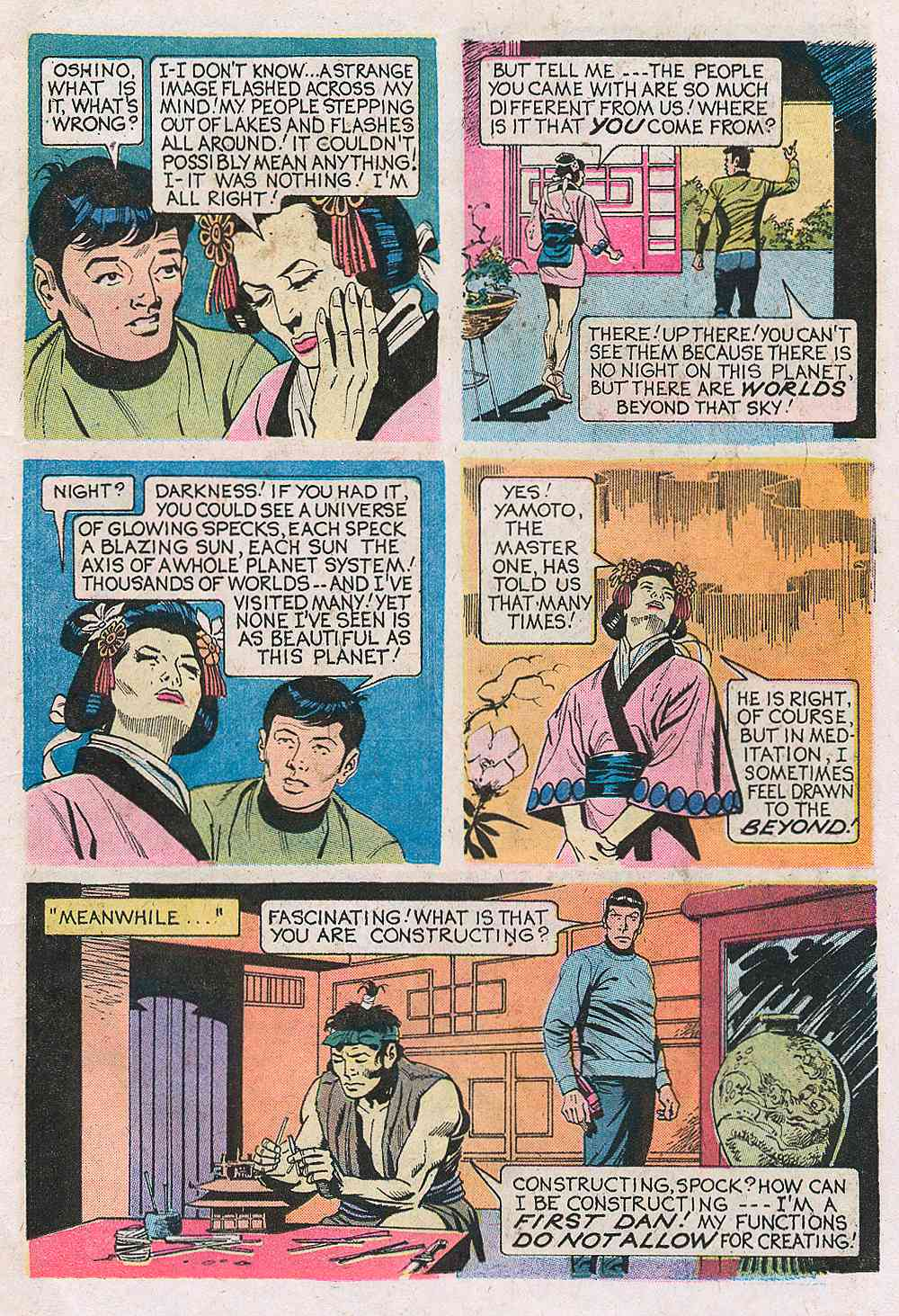 Star Trek (1967) Issue #26 #26 - English 9