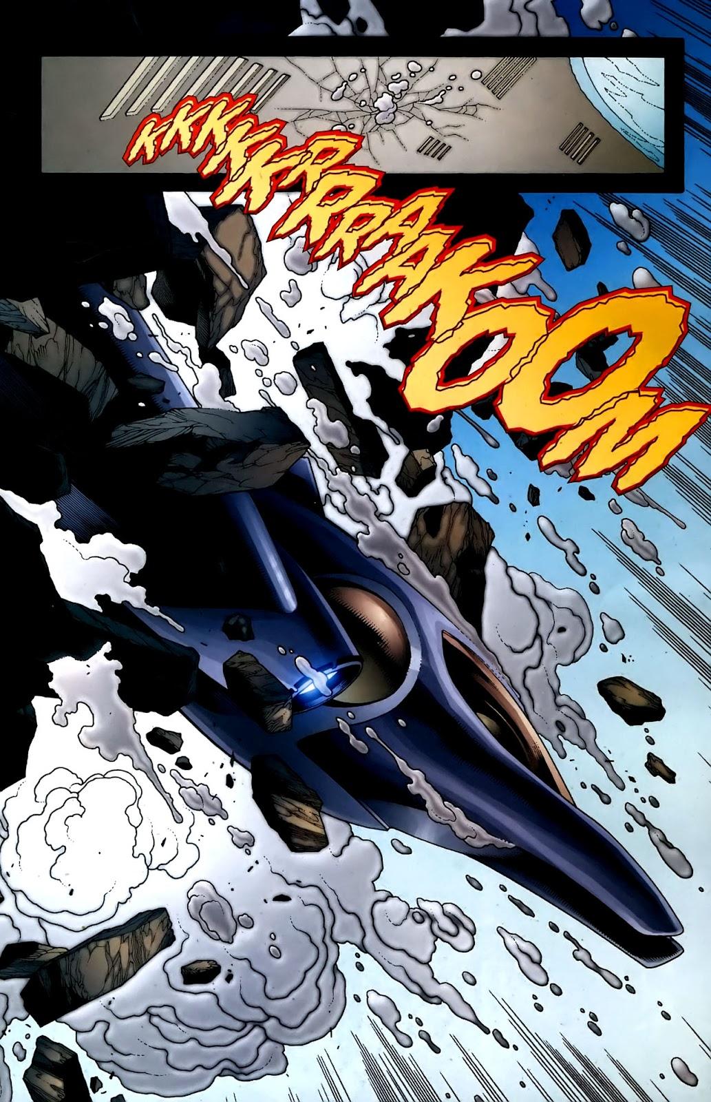 Aquaman (2003) Issue #36 #36 - English 8