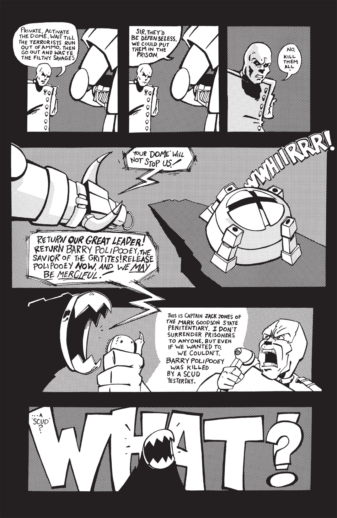 Read online Scud: The Disposable Assassin: The Whole Shebang comic -  Issue # TPB (Part 1) - 94