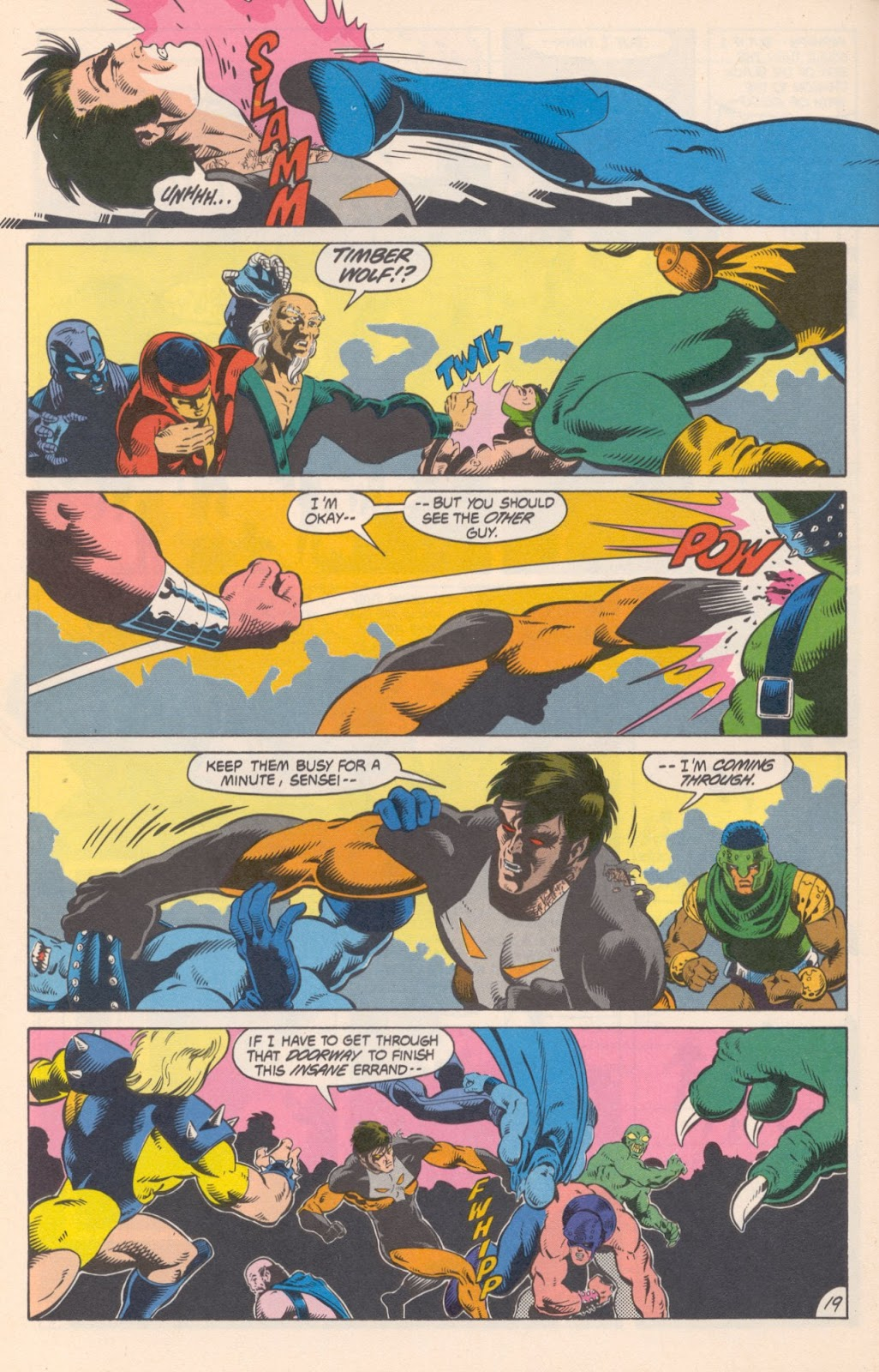Tales of the Legion Issue #338 #25 - English 20