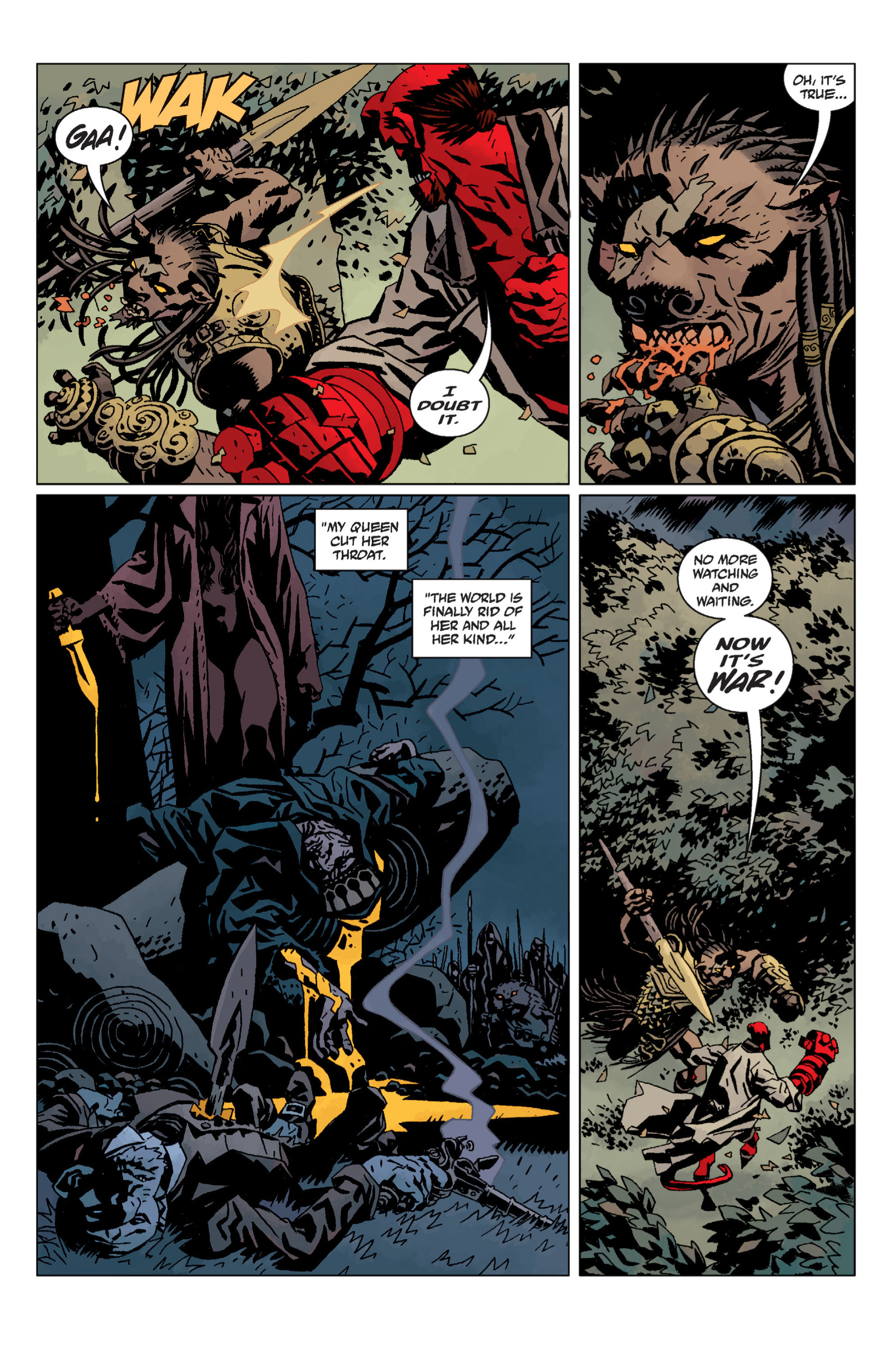 Hellboy chap 12 pic 30