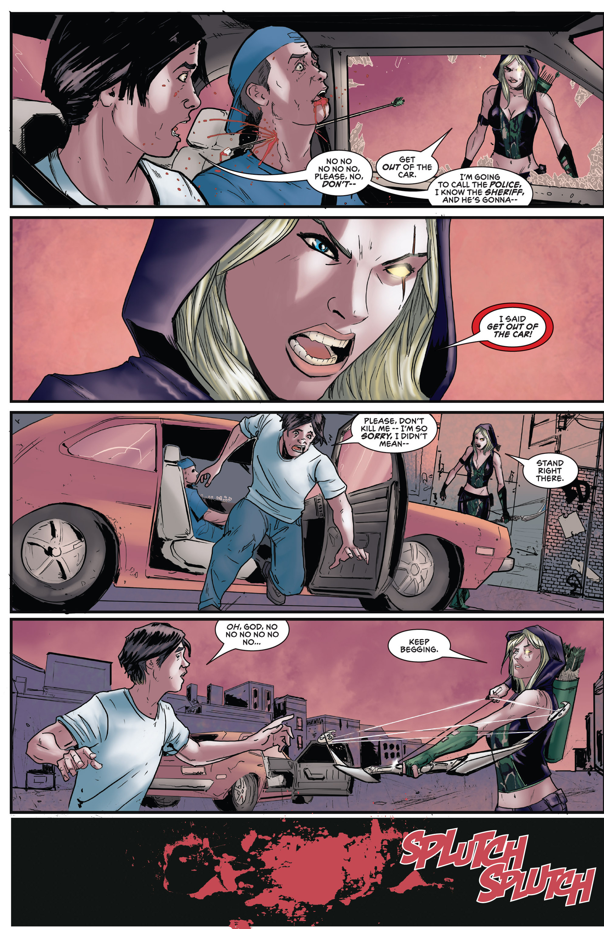 Read online Grimm Fairy Tales presents Robyn Hood (2012) comic -  Issue #5 - 20