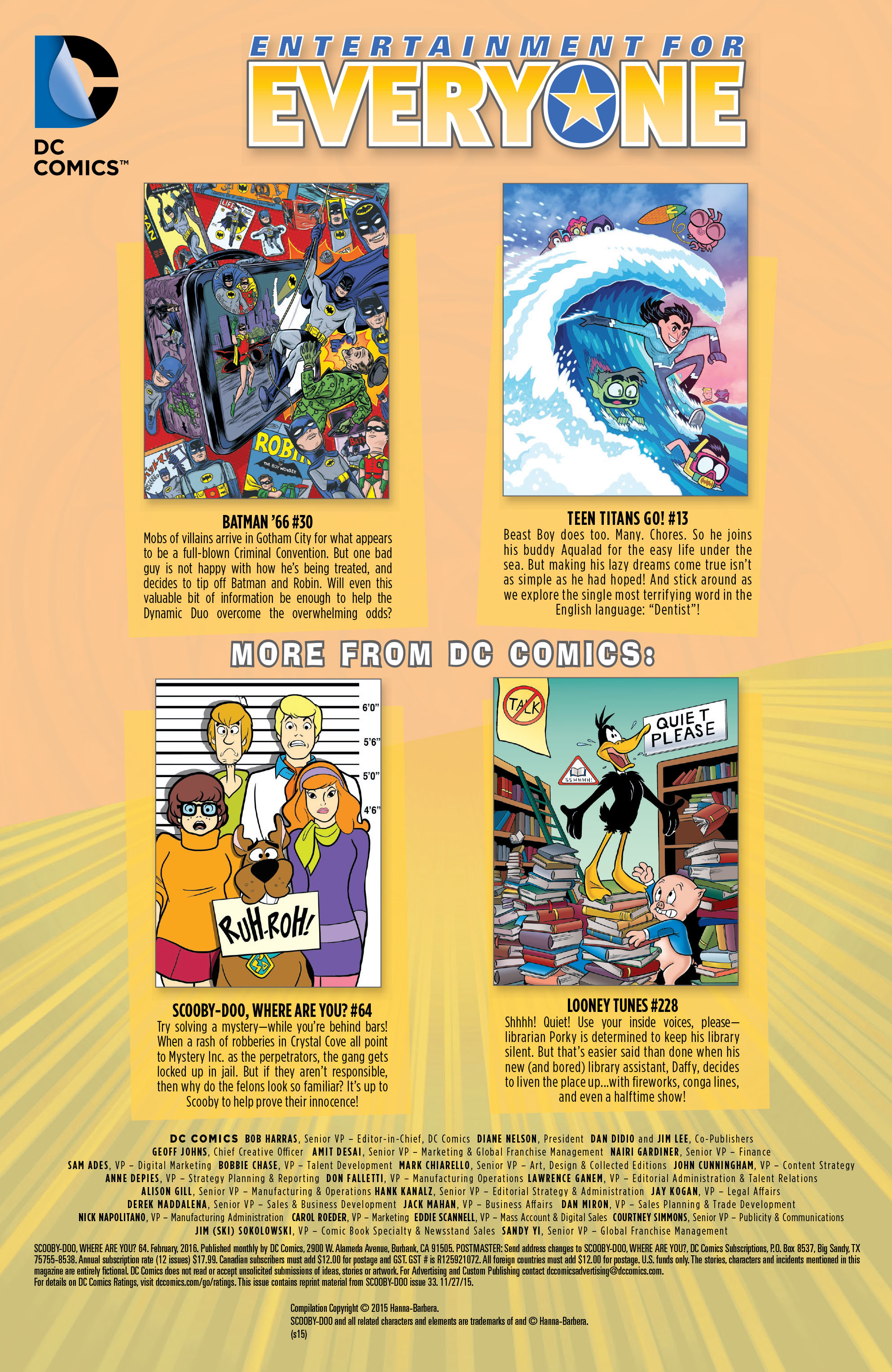 Read online Scooby-Doo: Where Are You? comic -  Issue #64 - 25