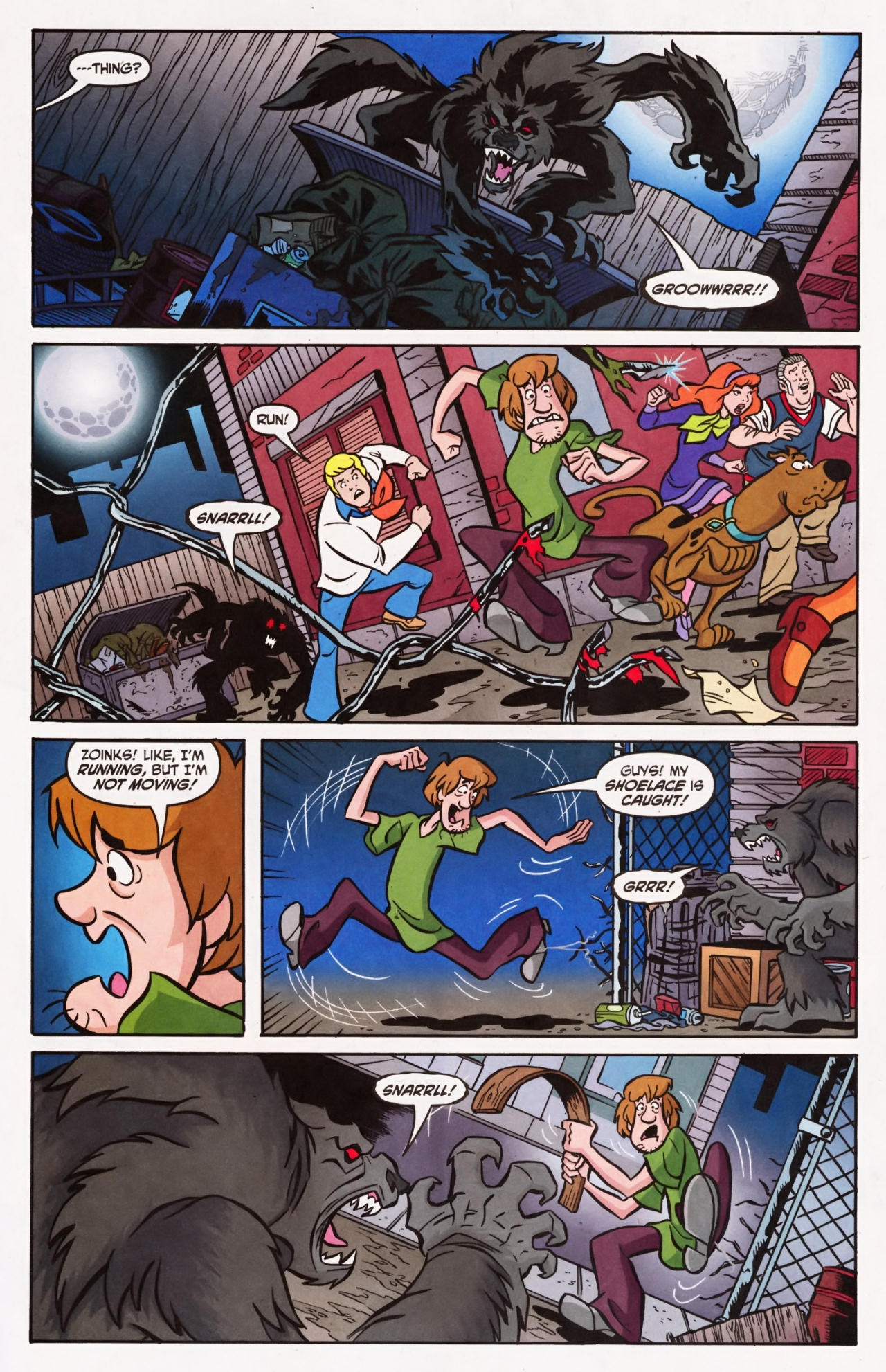 Read online Scooby-Doo (1997) comic -  Issue #132 - 15
