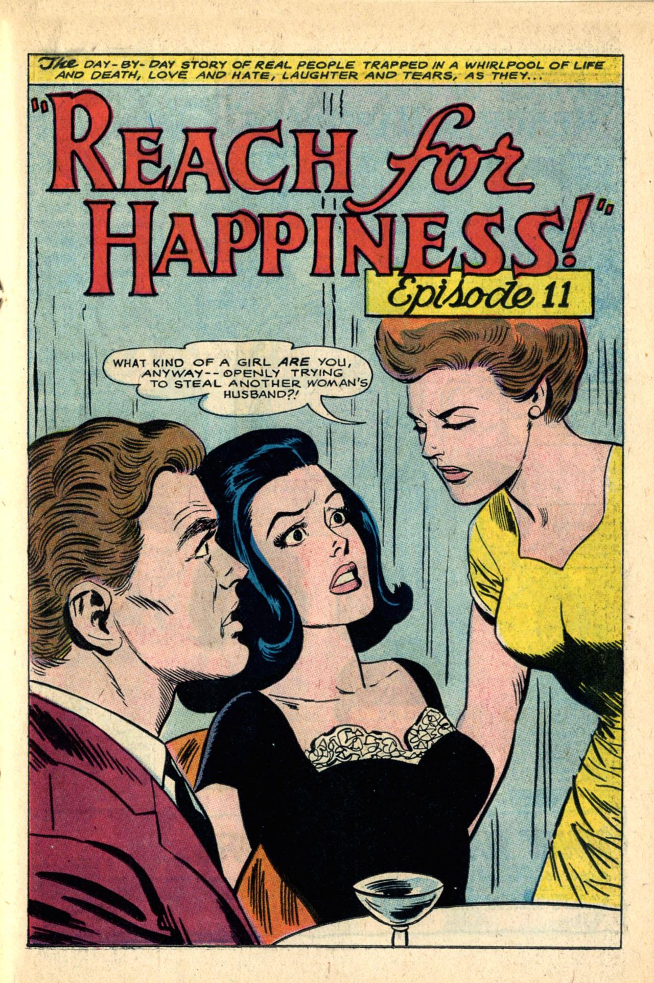 Read online Secret Hearts comic -  Issue #120 - 19