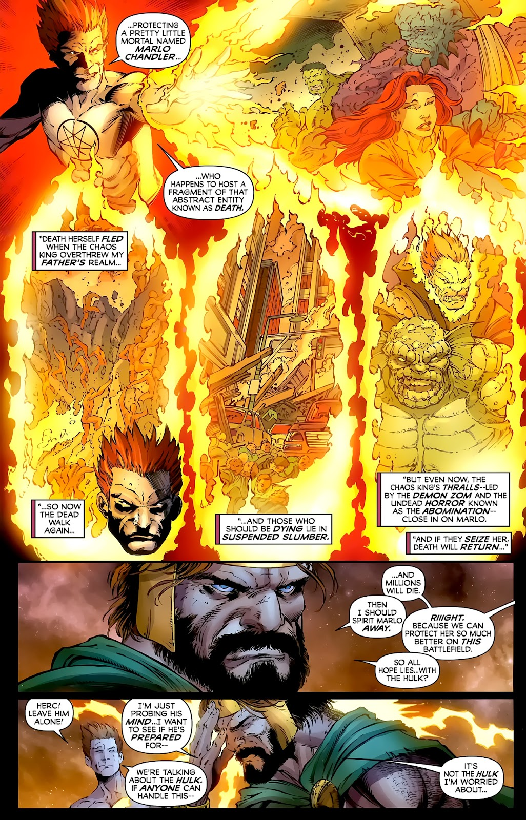 Incredible Hulks (2010) Issue #620 #10 - English 5
