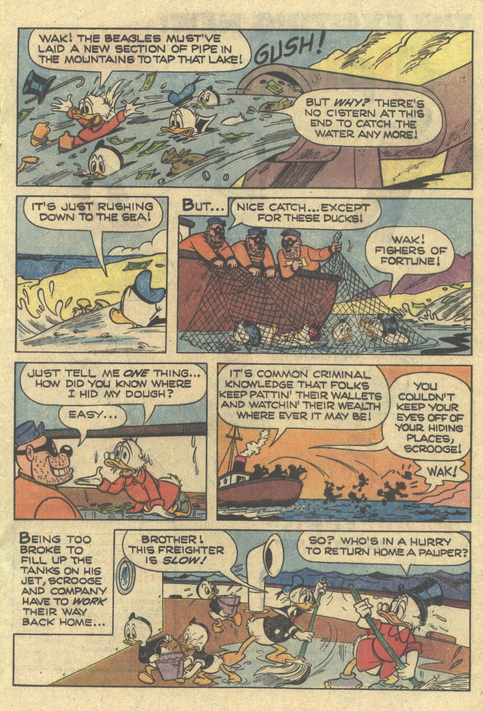 Uncle Scrooge (1953) Issue #167 #167 - English 17