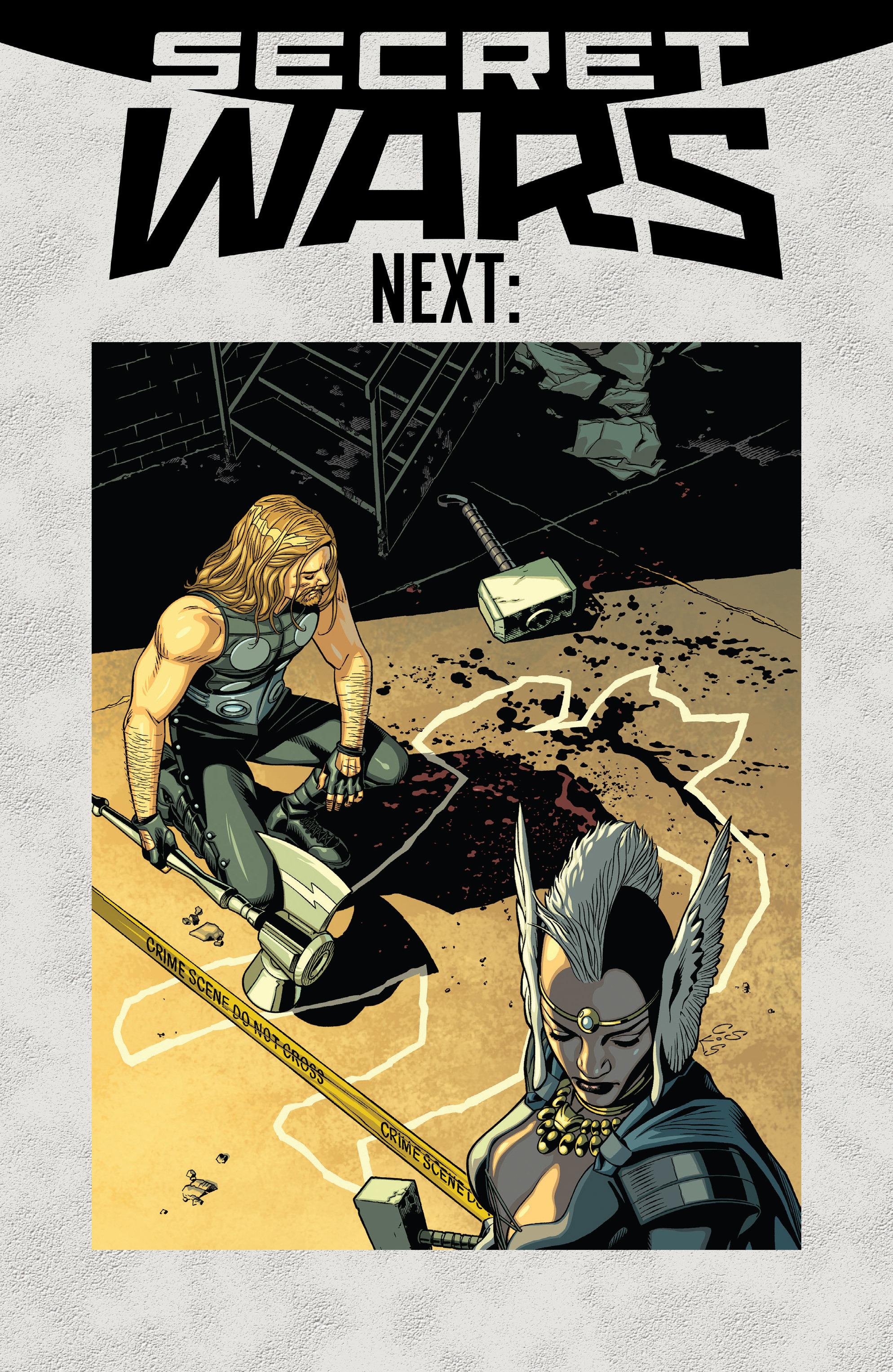 Thors #1 #4 - English 22