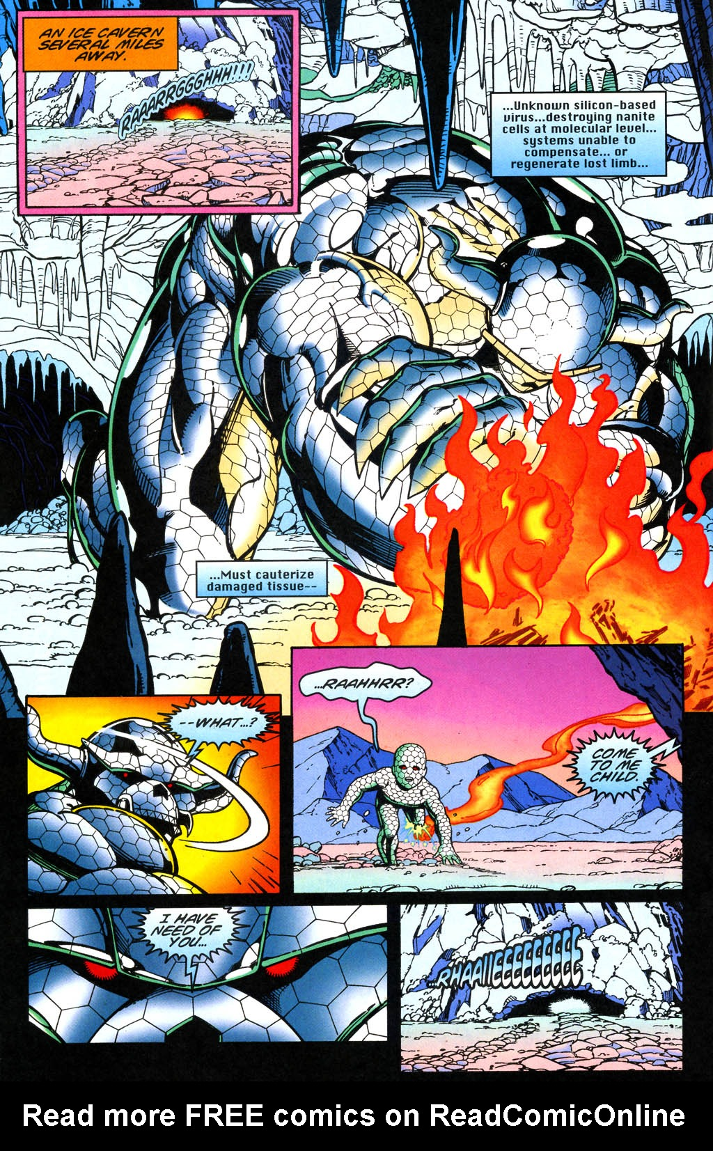 Read online Bloodshot (1993) comic -  Issue #51 - 13