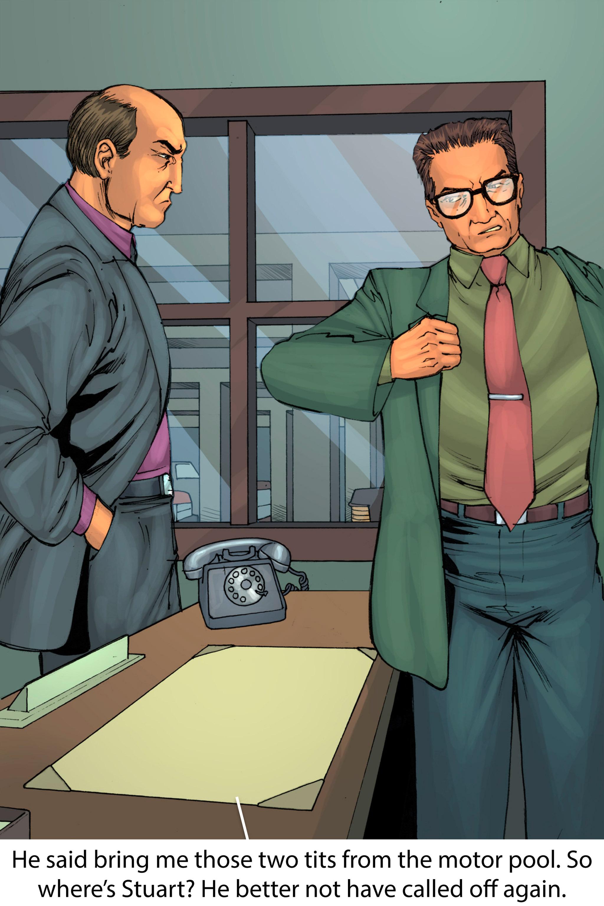 Read online Z-Men comic -  Issue #1 - 68