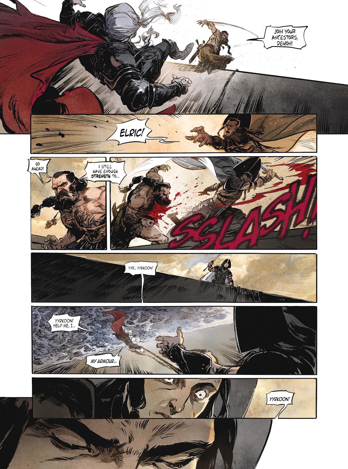 Elric (2014) TPB 1 #1 - English 33