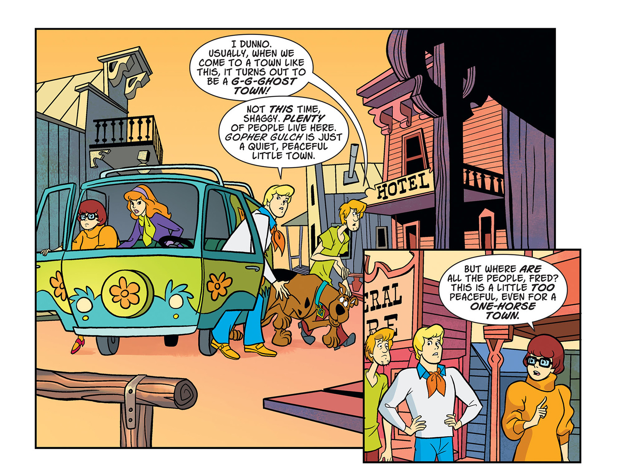 Read online Scooby-Doo! Team-Up comic -  Issue #45 - 5