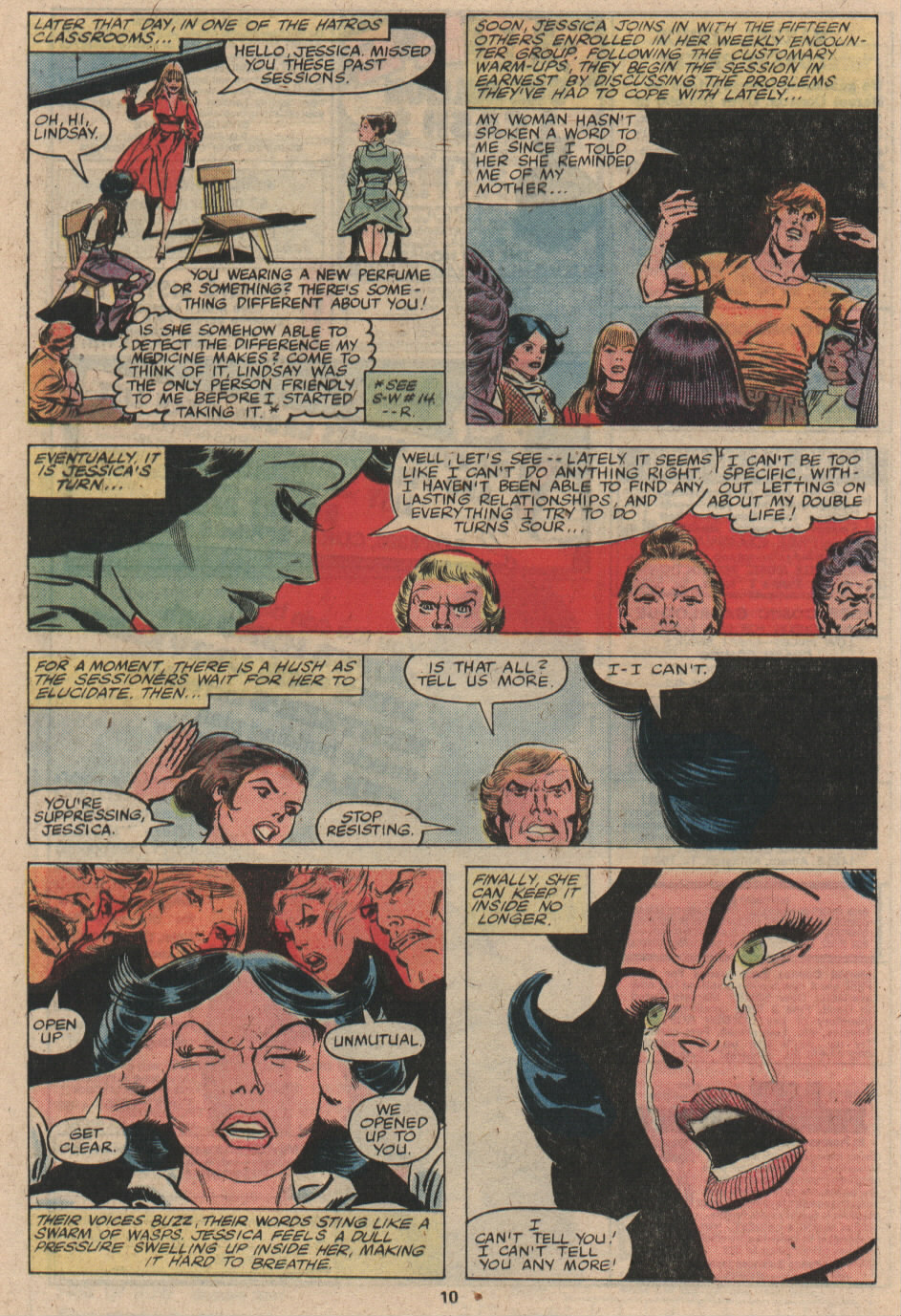 Spider-Woman (1978) #19 #32 - English 7