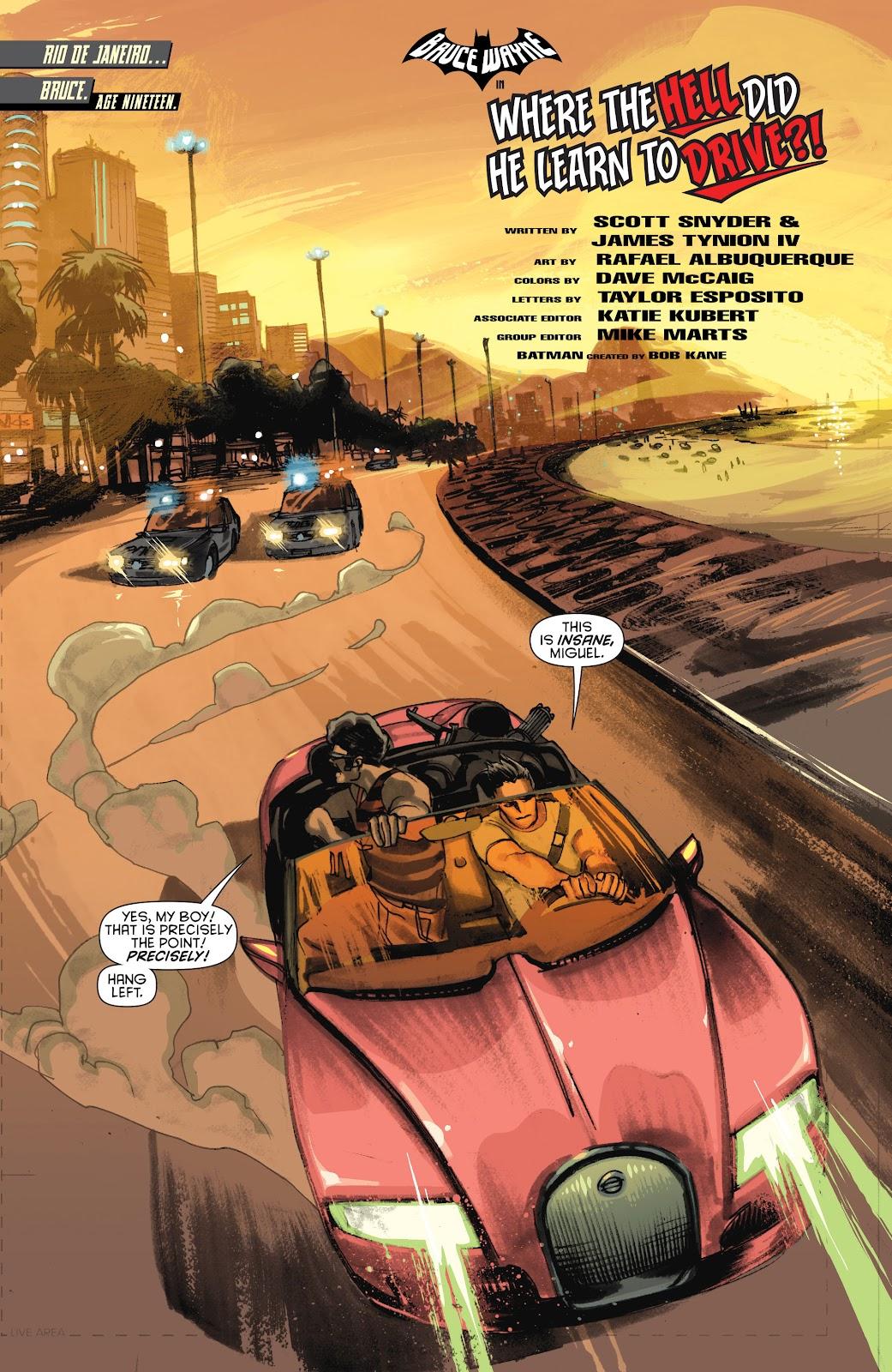 Batman (2011) Issue #21 #36 - English 24