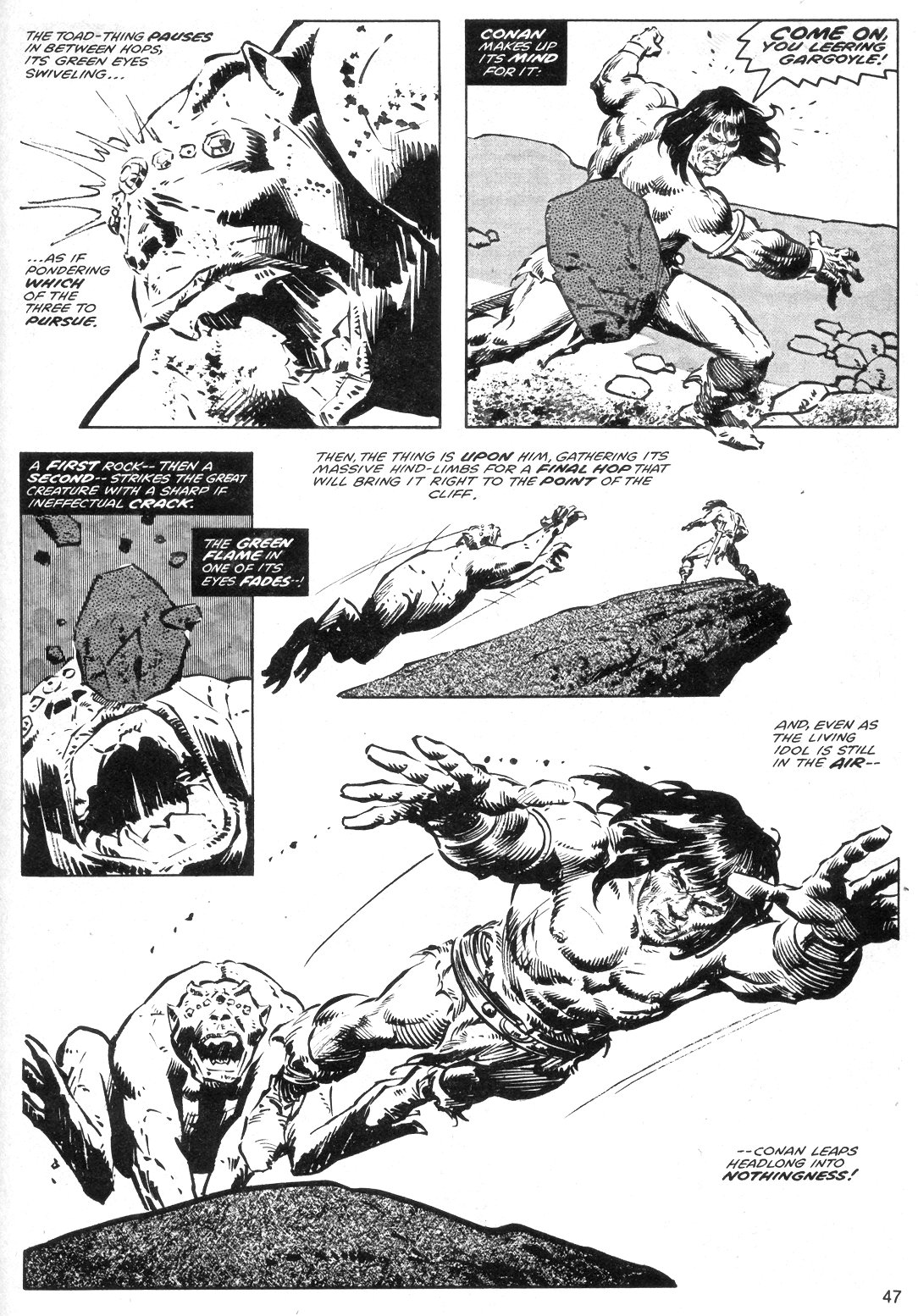 The Savage Sword Of Conan Issue #40 #41 - English 47