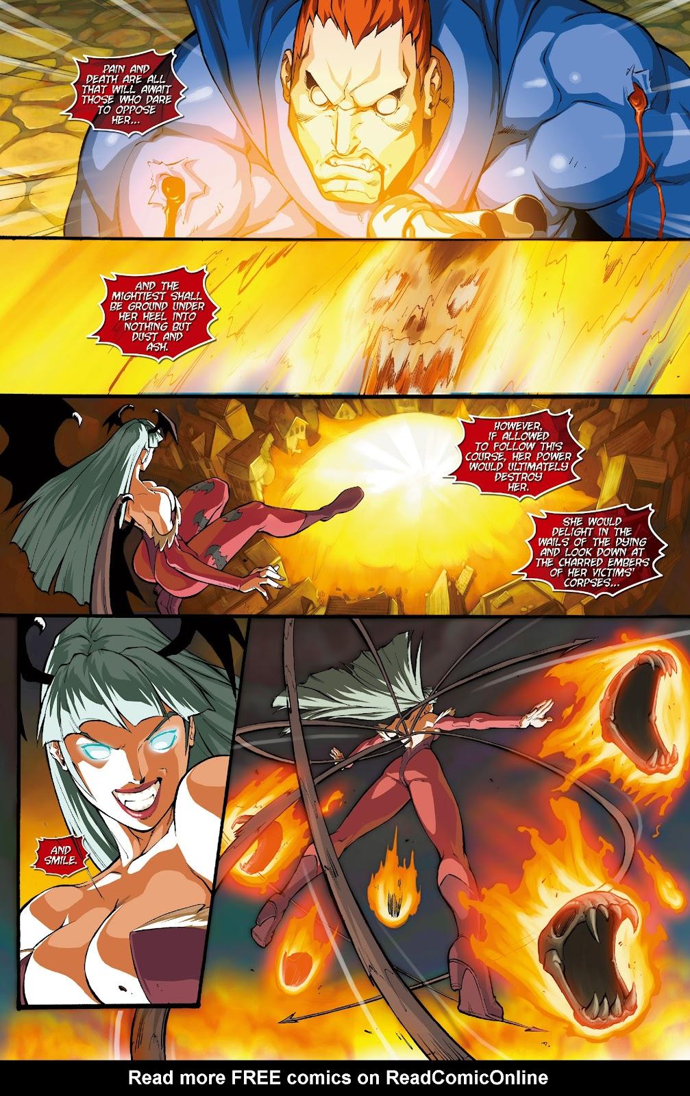 Darkstalkers Issue #0 #1 - English 8