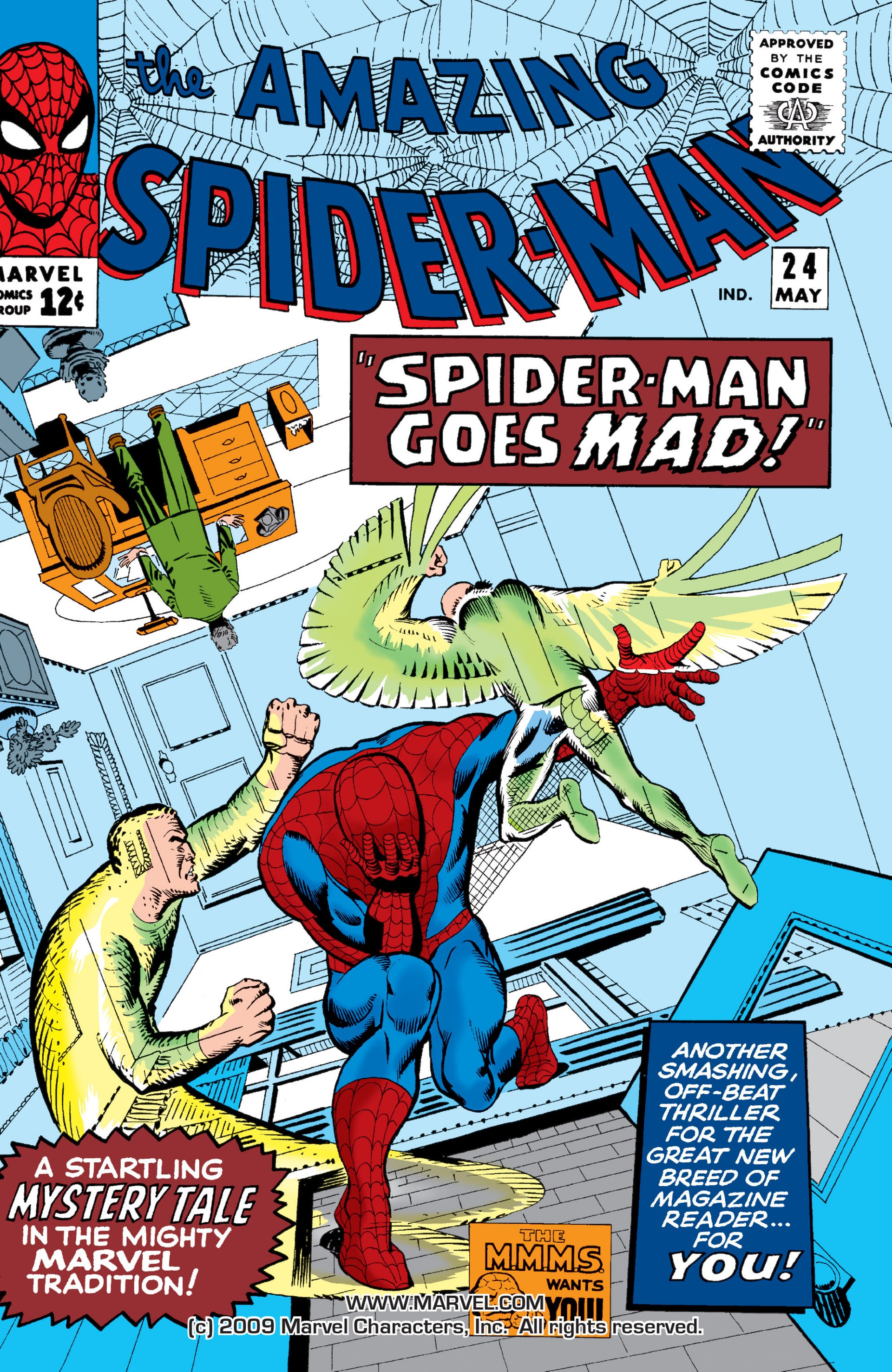The Amazing Spider-Man (1963) 24 Page 1