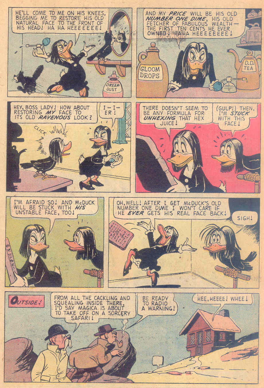 Uncle Scrooge (1953) Issue #138 #138 - English 6