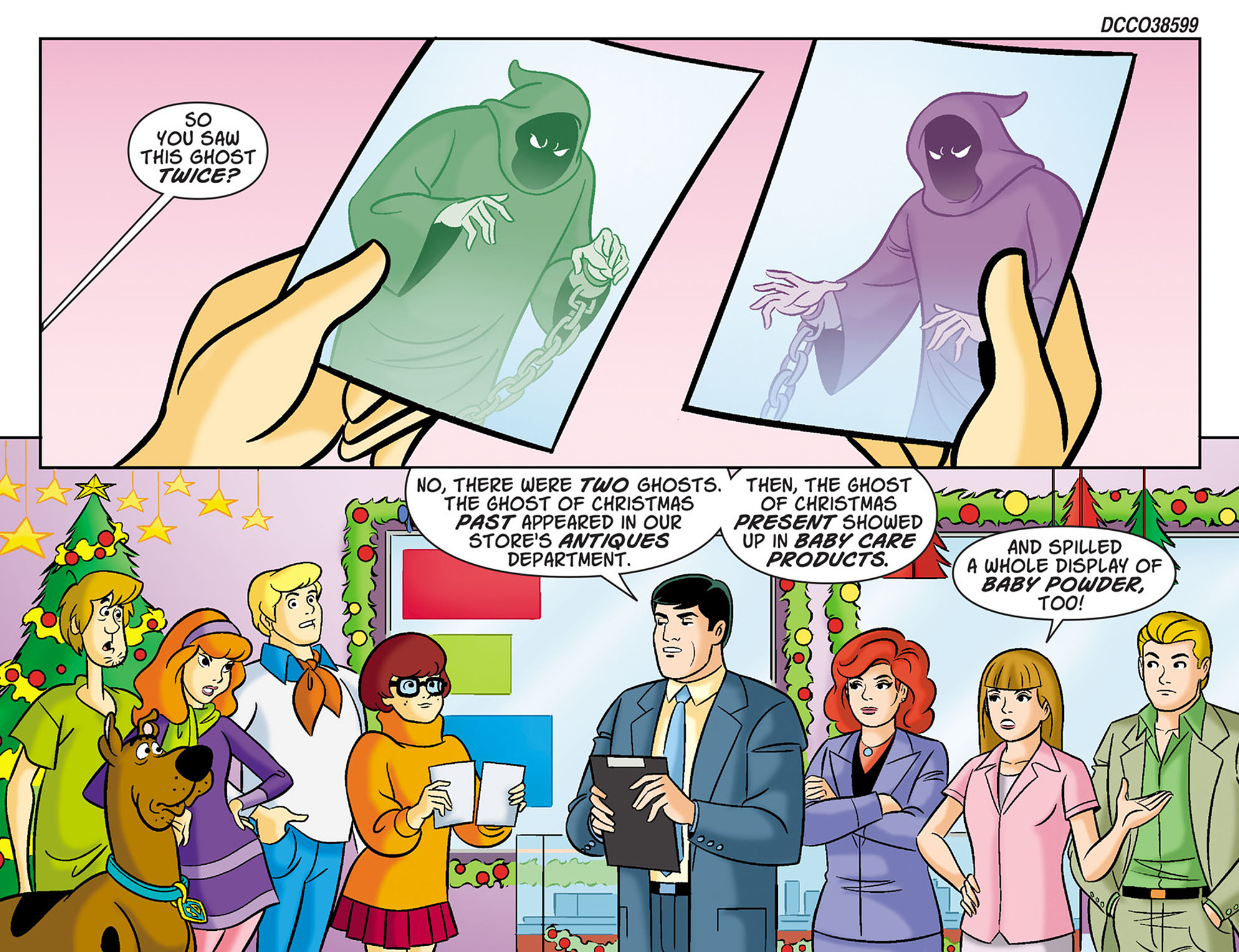 Read online Scooby-Doo! Team-Up comic -  Issue #41 - 4
