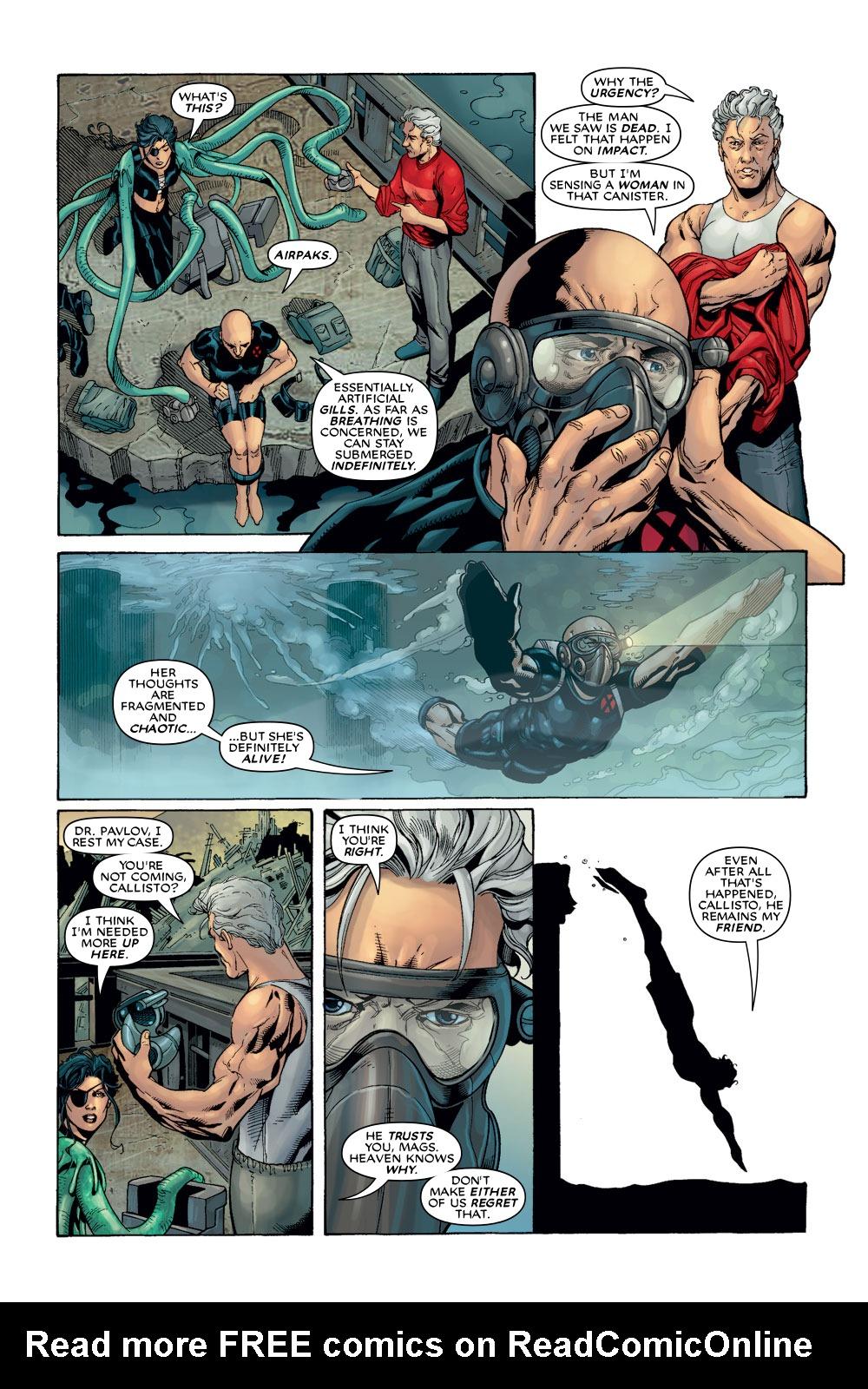 Excalibur (2004) Issue #3 #3 - English 21