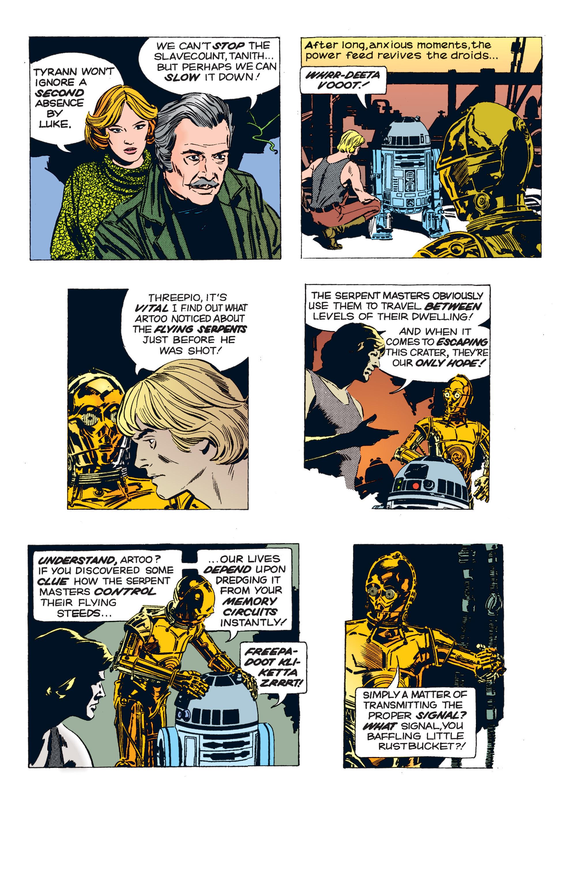 Classic Star Wars #5 #5 - English 26