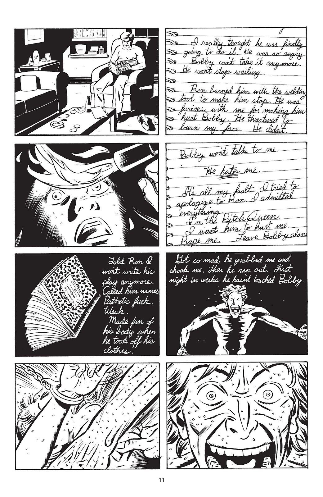 Stray Bullets Issue #29 #29 - English 13