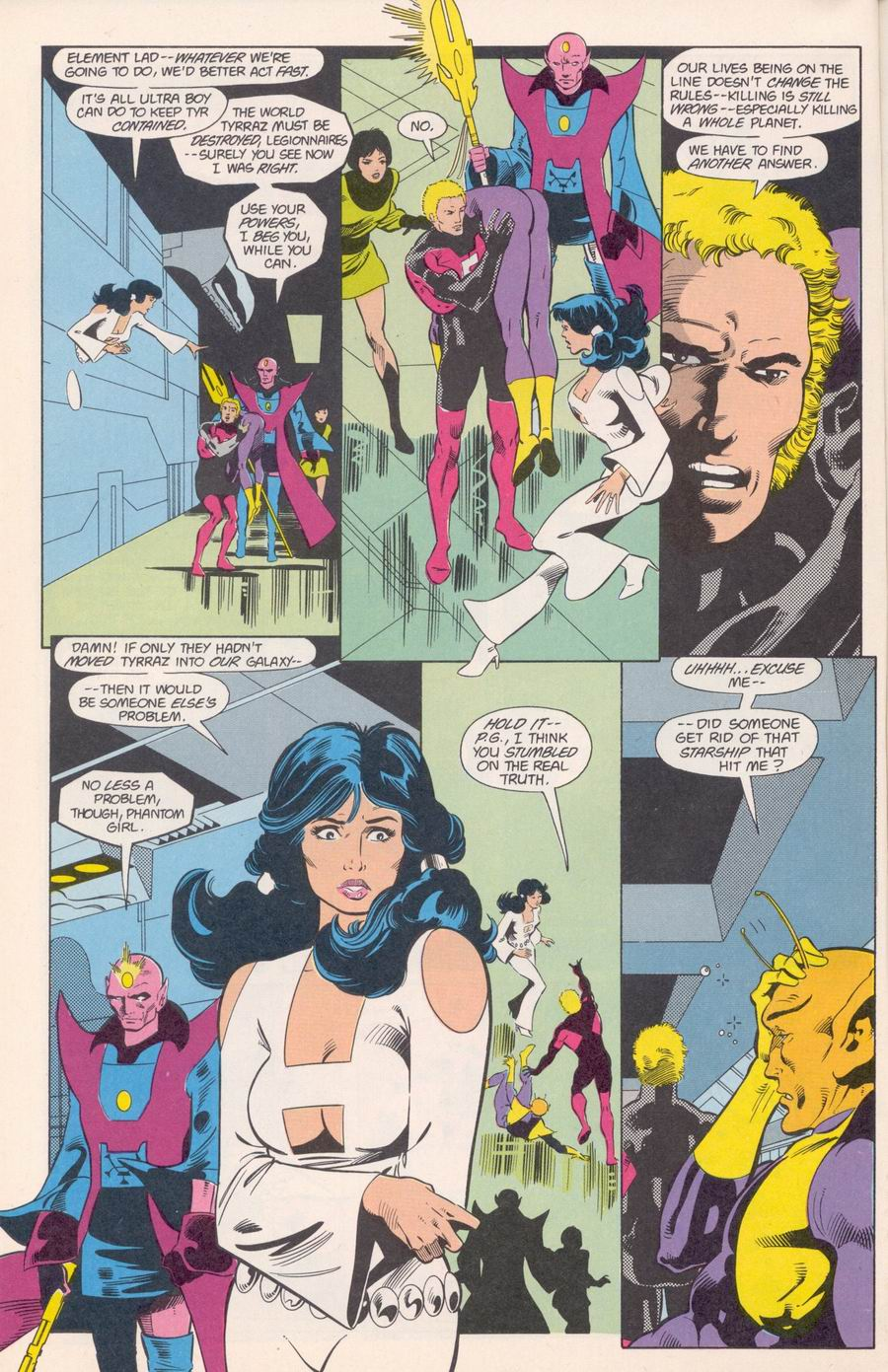 Tales of the Legion Issue #345 #32 - English 11