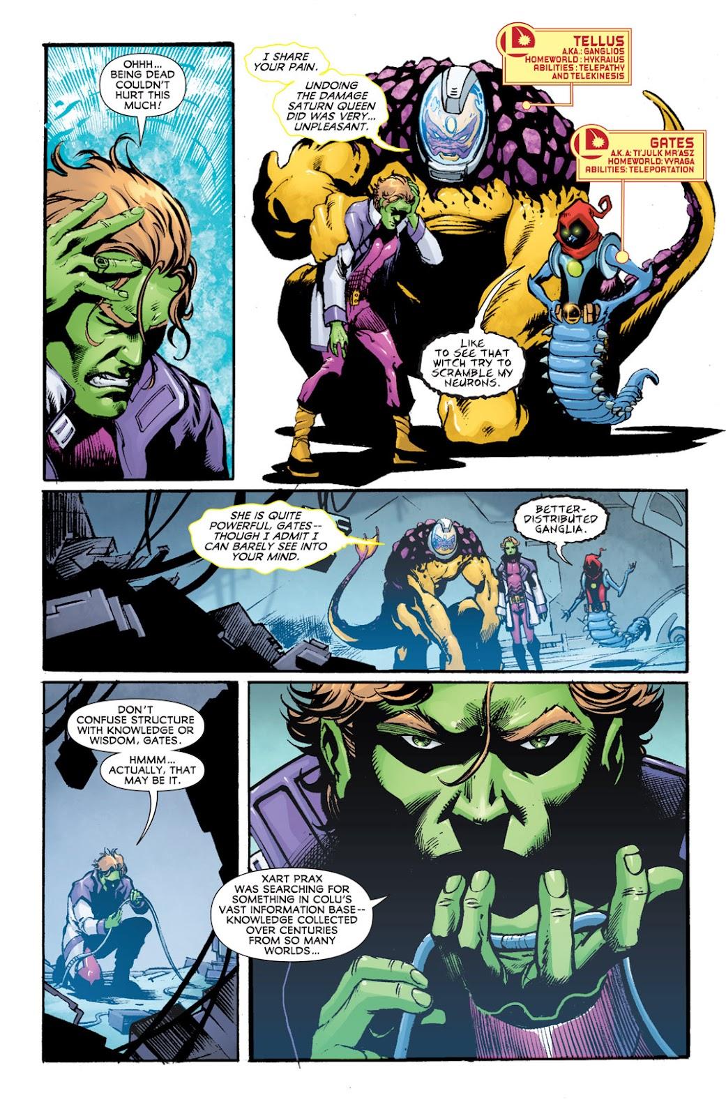 Legion of Super-Heroes (2010) Issue #13 #14 - English 14