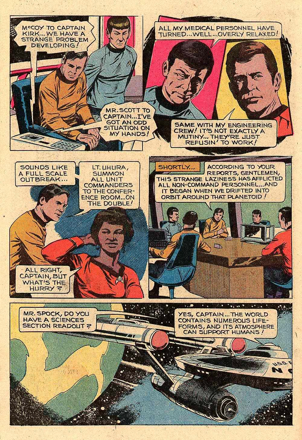 Star Trek (1967) #53 #53 - English 5