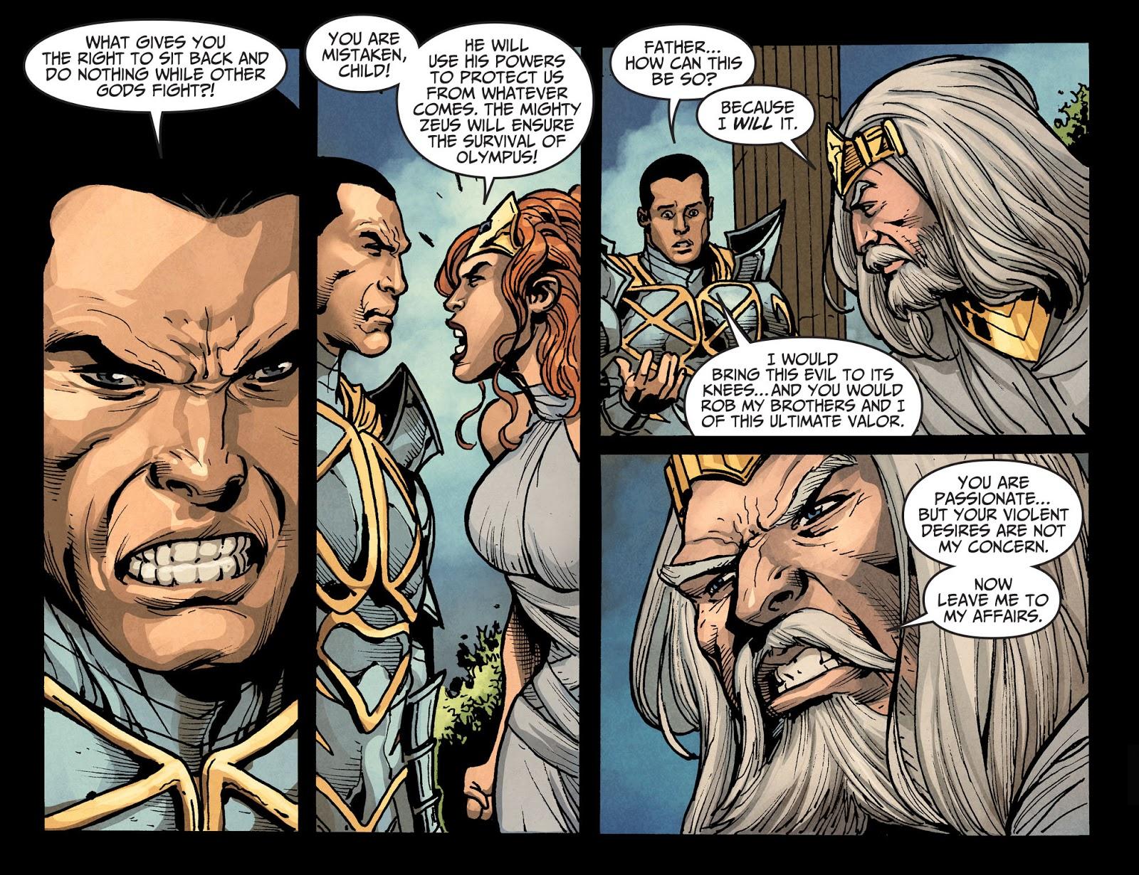 Injustice: Gods Among Us Year Four Issue #16 #17 - English 11