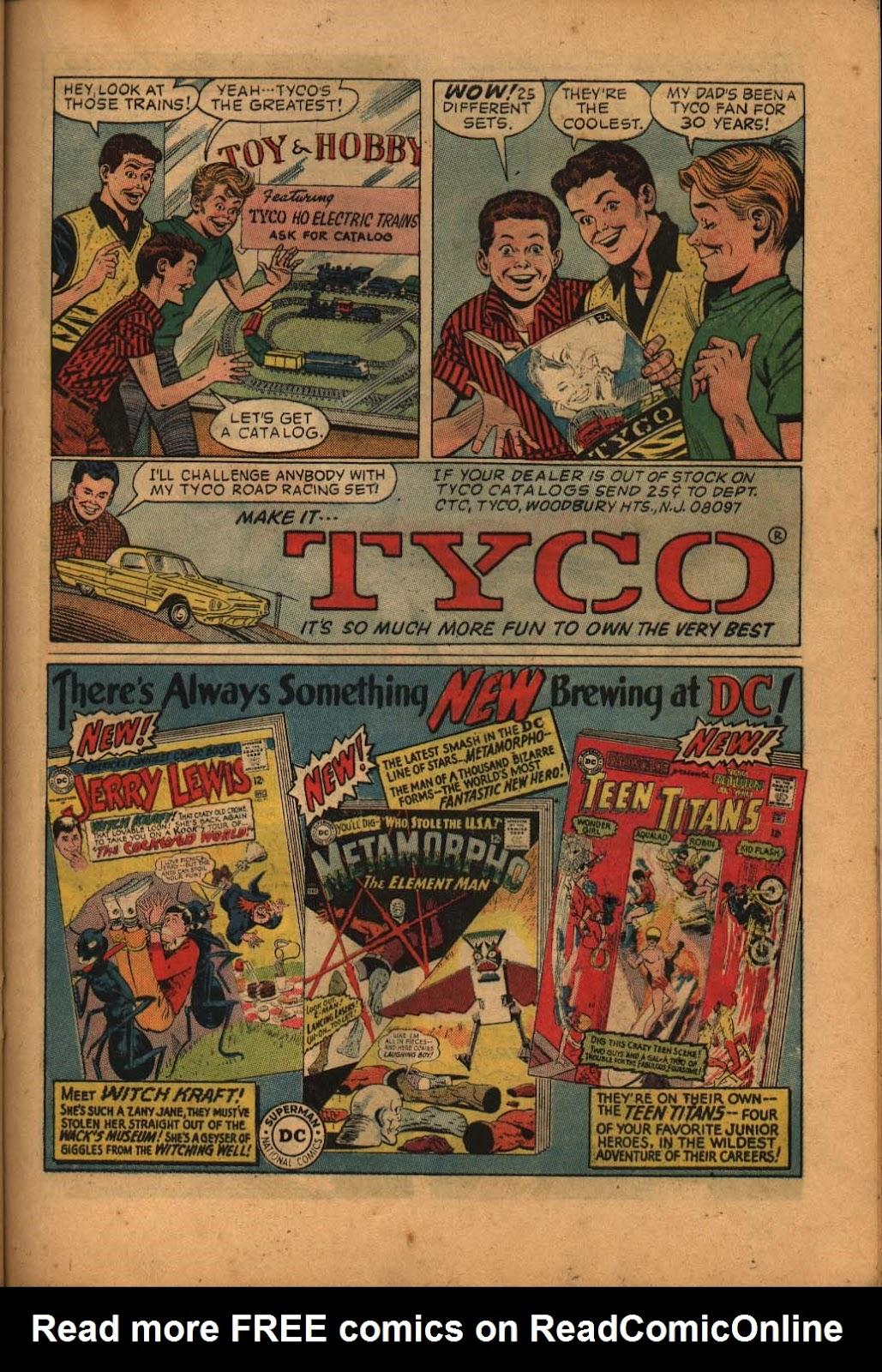 Aquaman (1962) Issue #24 #24 - English 23