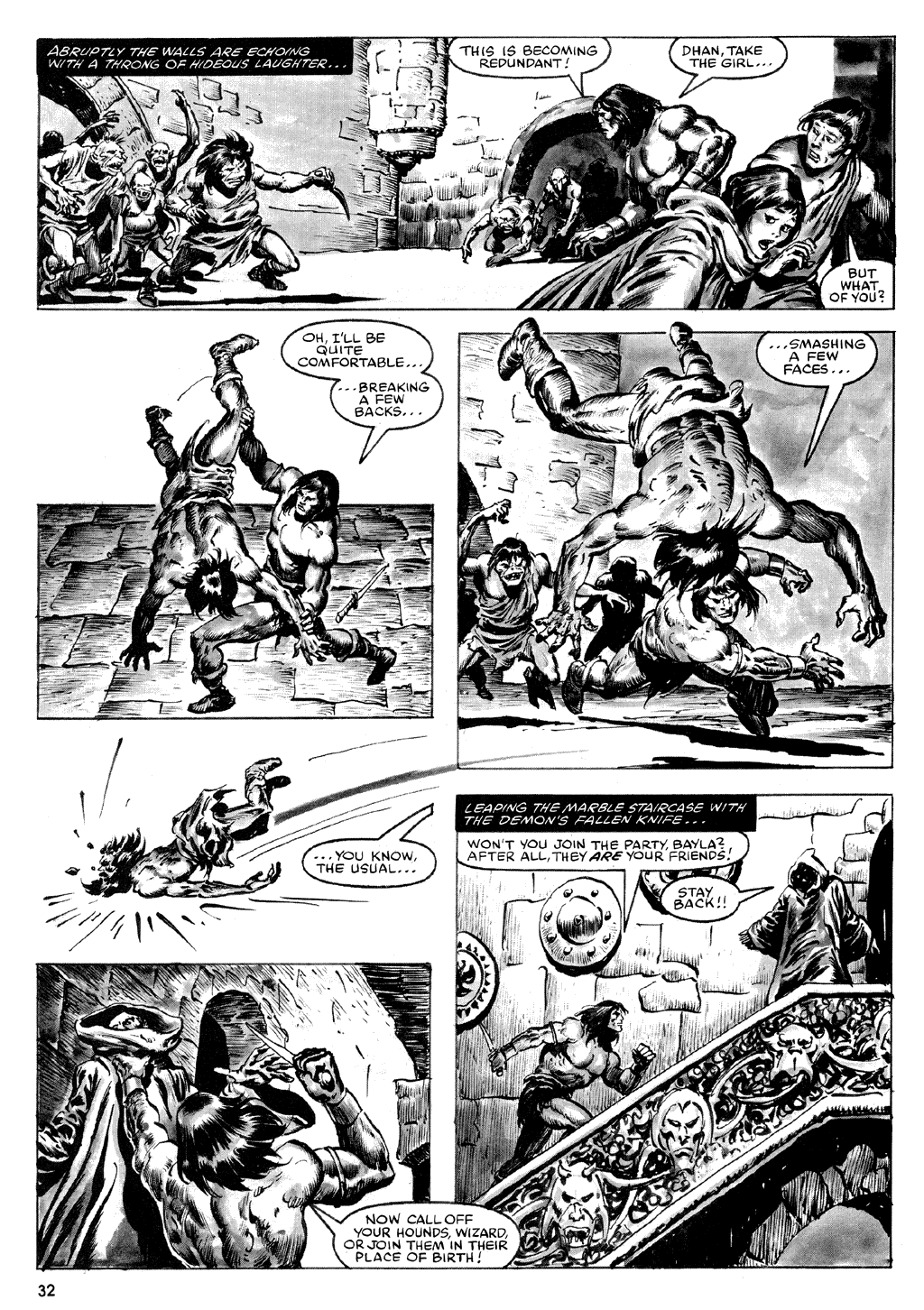 Of Conan  #164 - English 32