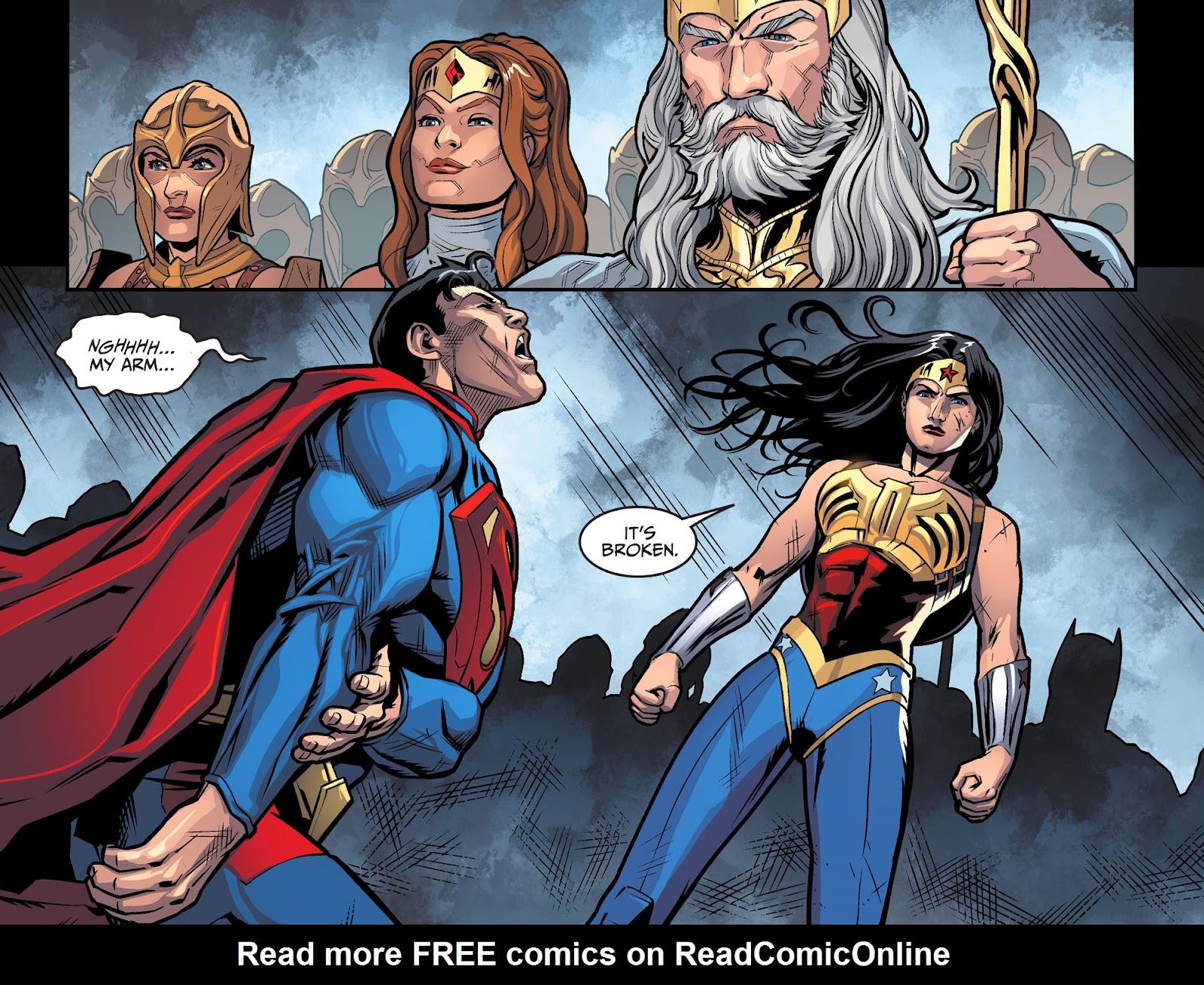 Injustice: Gods Among Us Year Four Issue #9 #10 - English 4