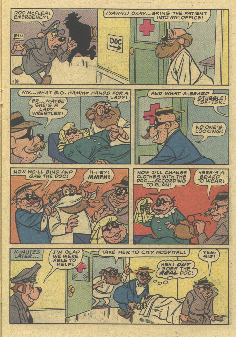 Scrooge (1953) Issue #12 #204 - English 7