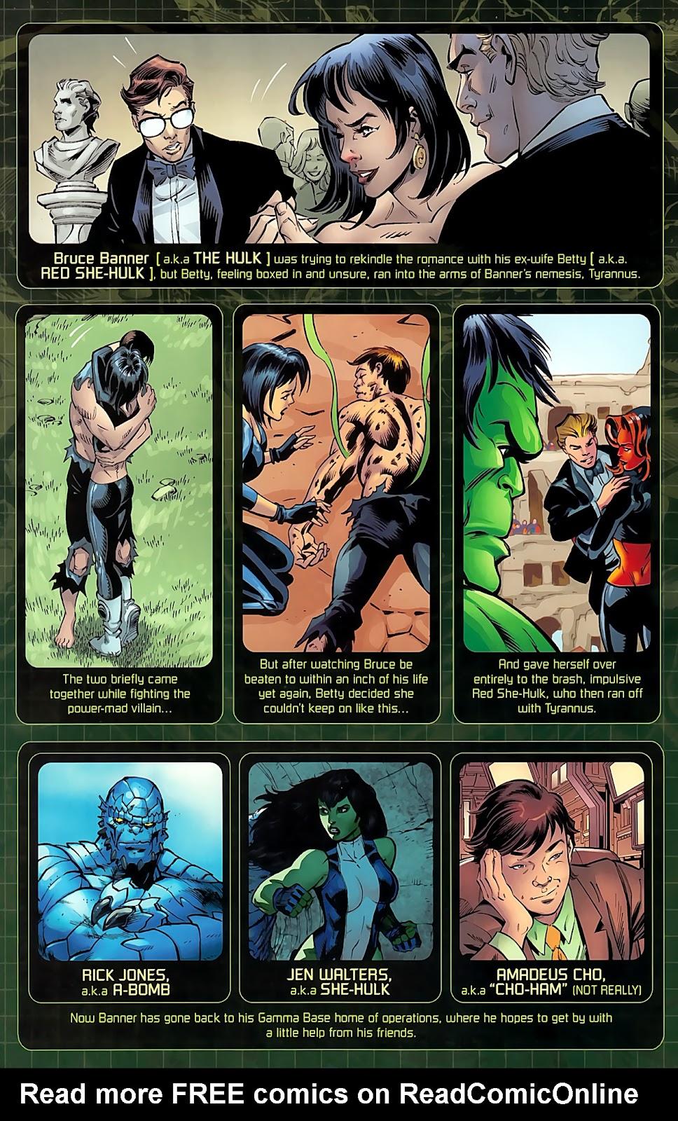 Incredible Hulks (2010) Issue #630 #20 - English 2